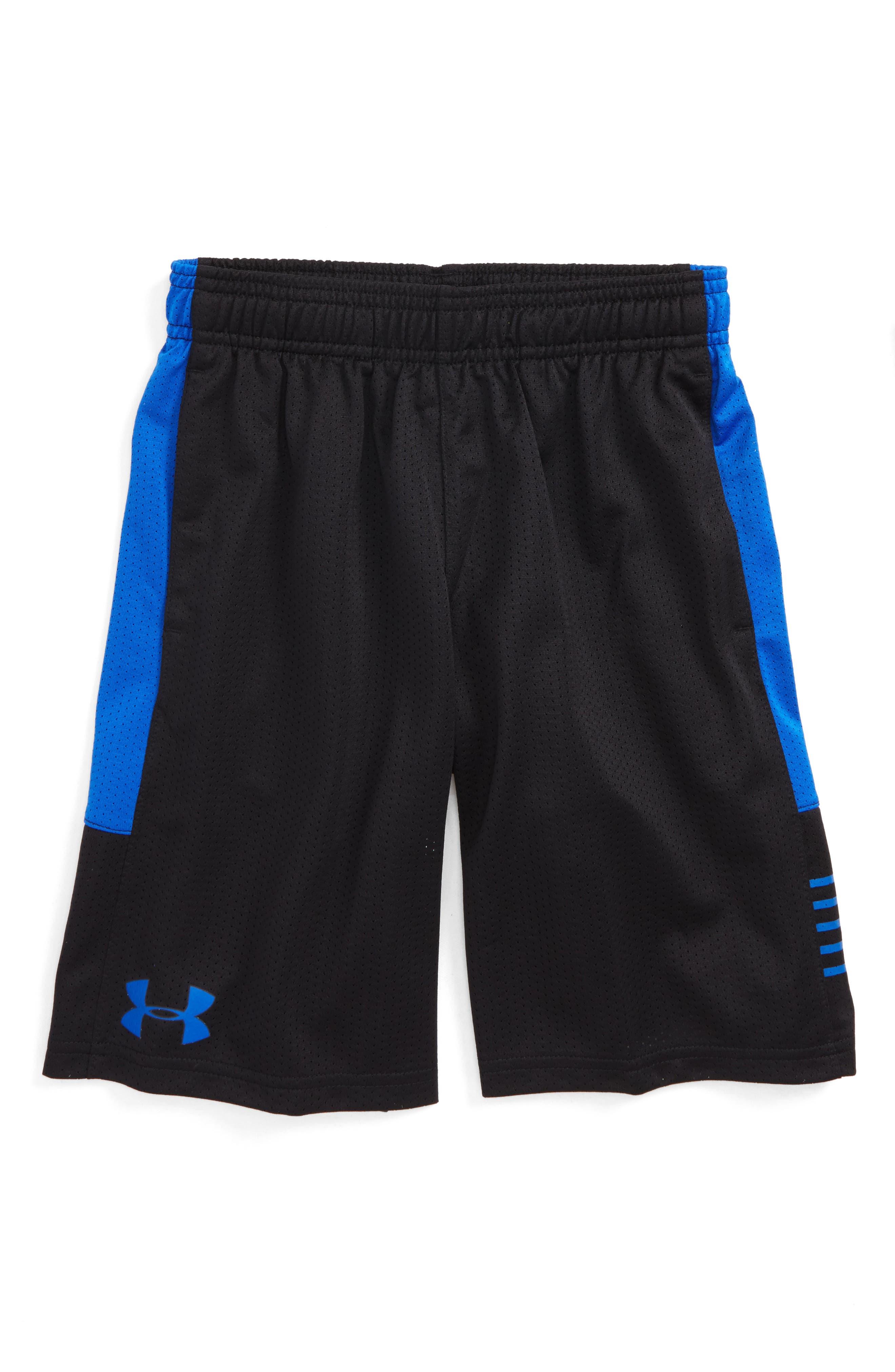 Under Armour Train to Game HeatGear® Mesh Shorts (Little Boys & Big Boys)