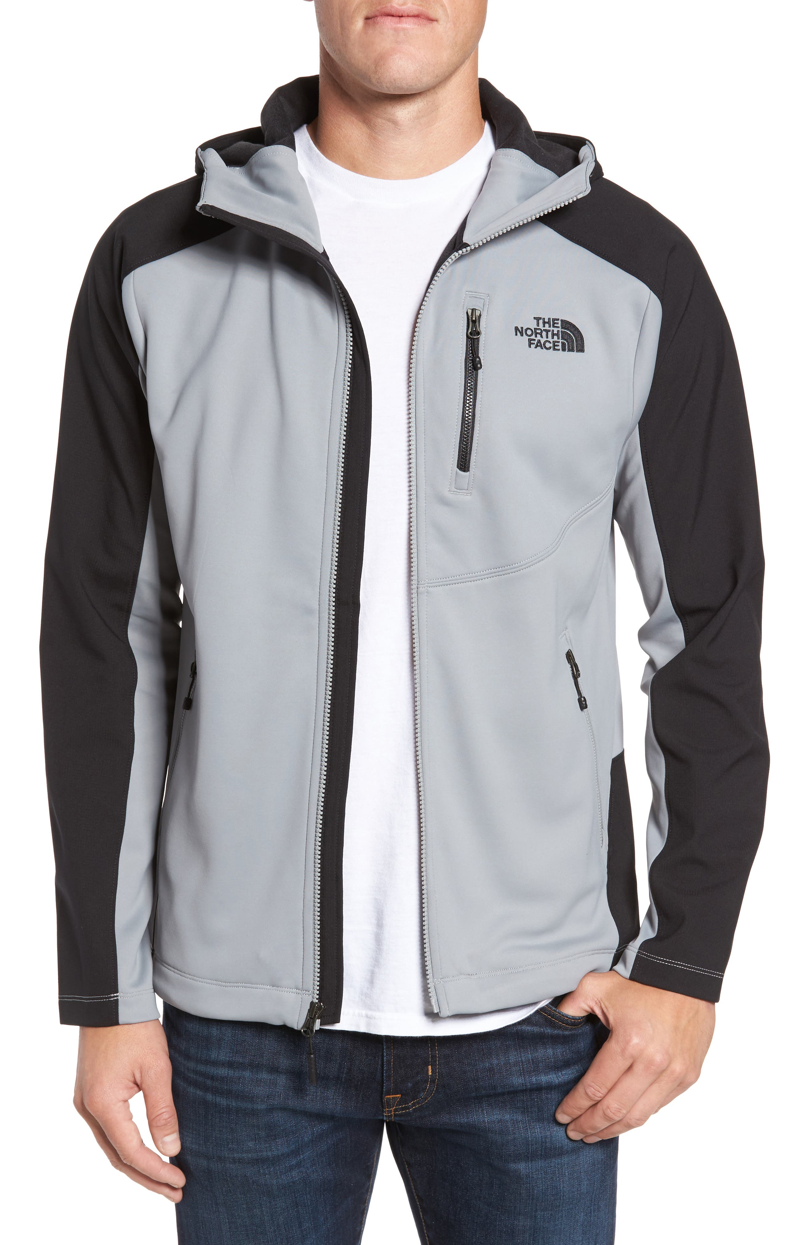 Alternate Image 1 Selected - The North Face Tenacious Water Repellent Hybrid Jacket