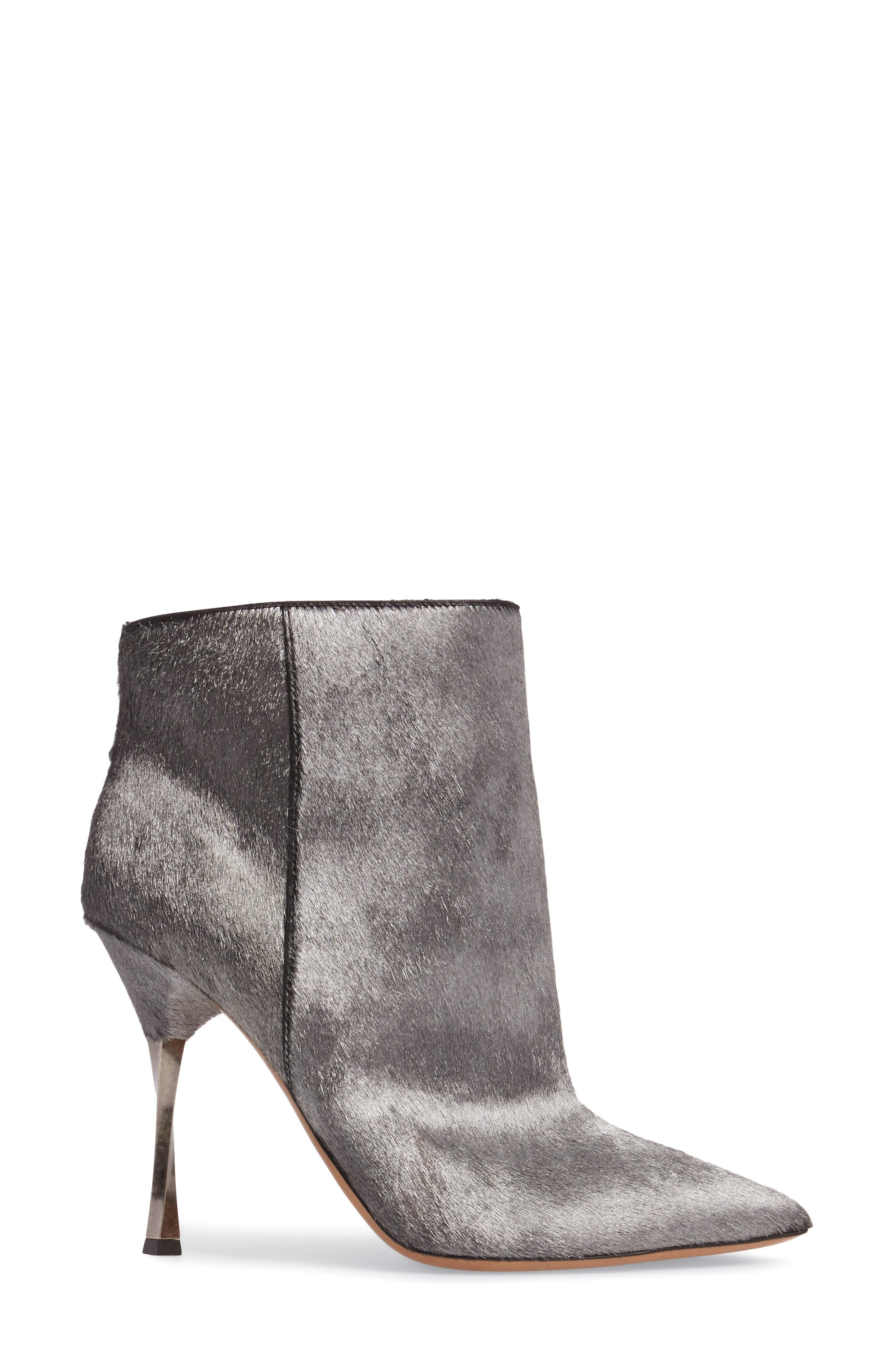 Alternate Image 3  - VALENTINO GARAVANI Genuine Calf Hair Bootie (Women)