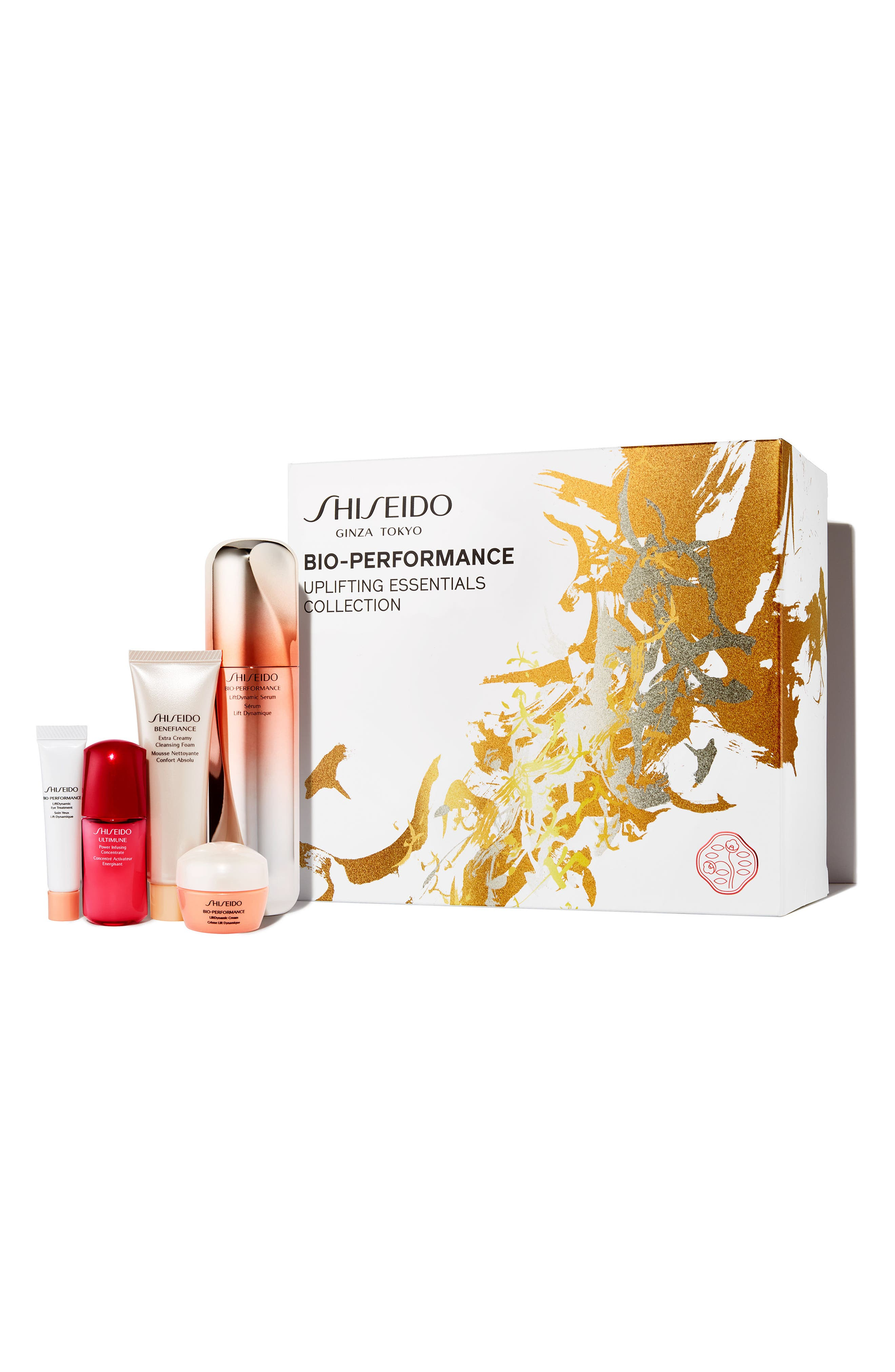 Shiseido Uplifting Essentials Collection ($206 Value)