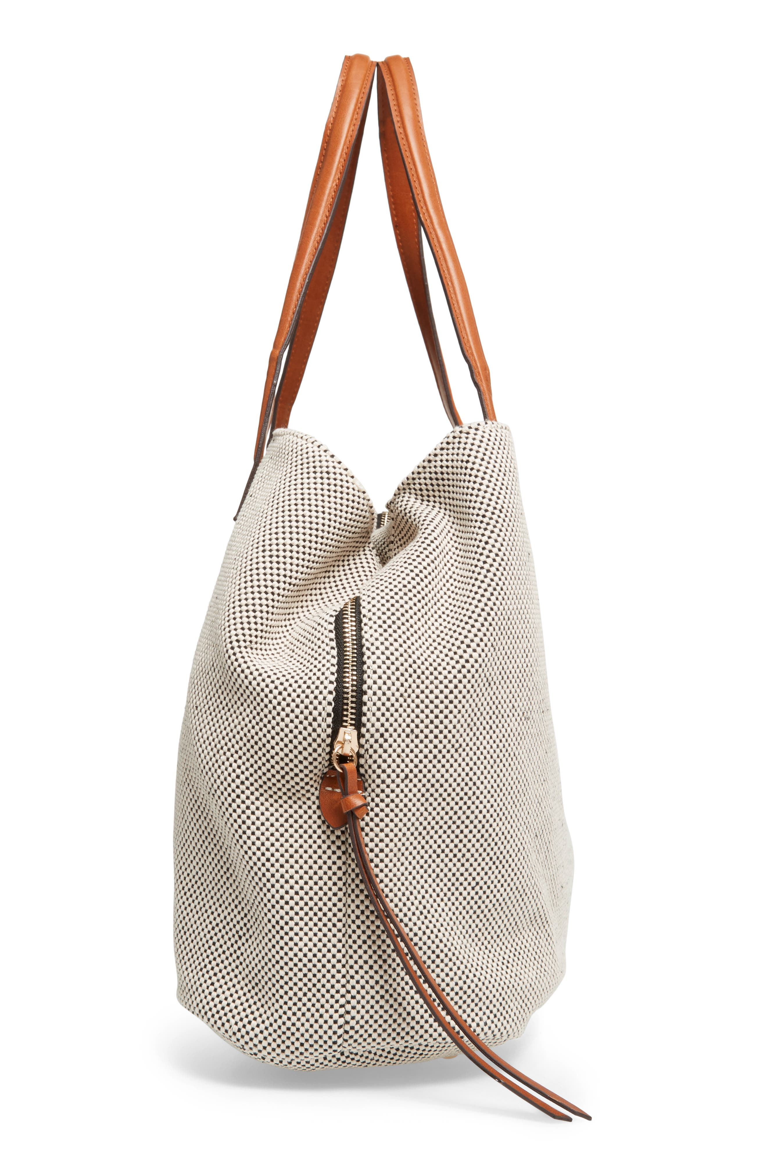 Alternate Image 3  - Sole Society 'Oversize Millie' Tote