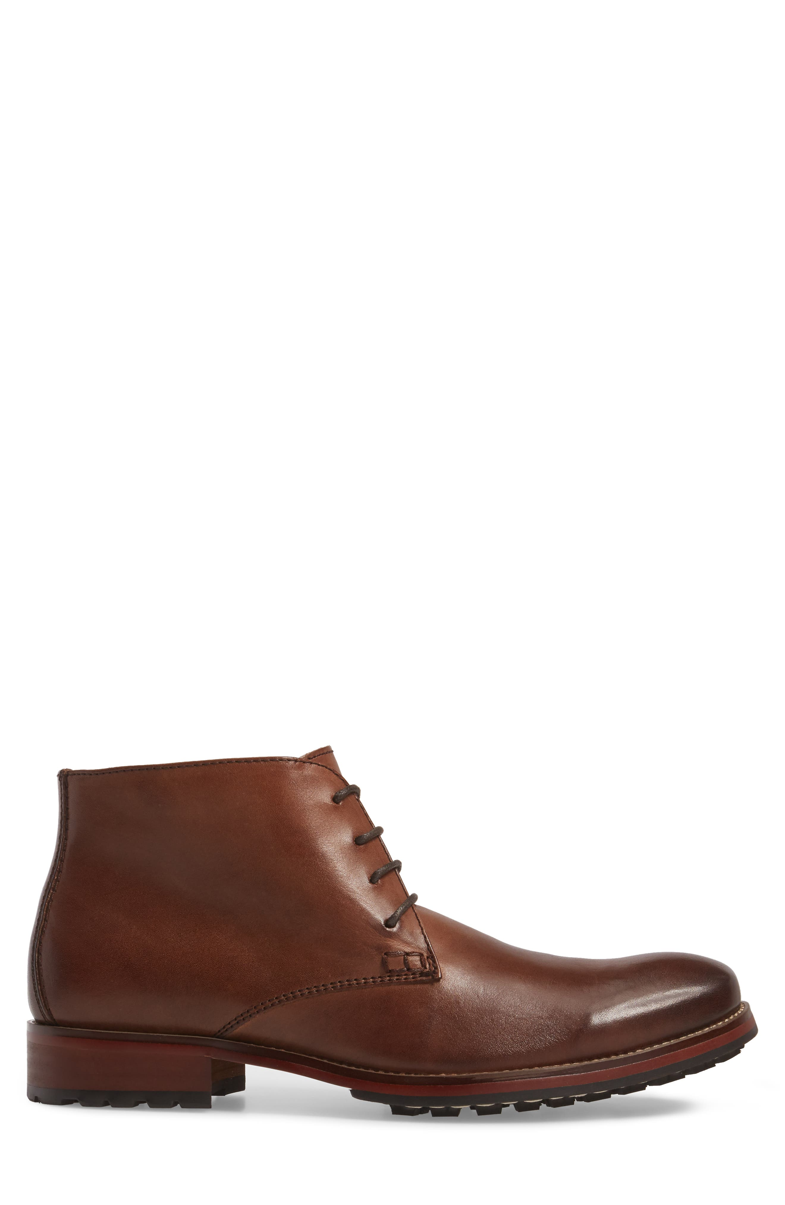 Kennison Chukka Boot,                             Alternate thumbnail 3, color,                             Brown