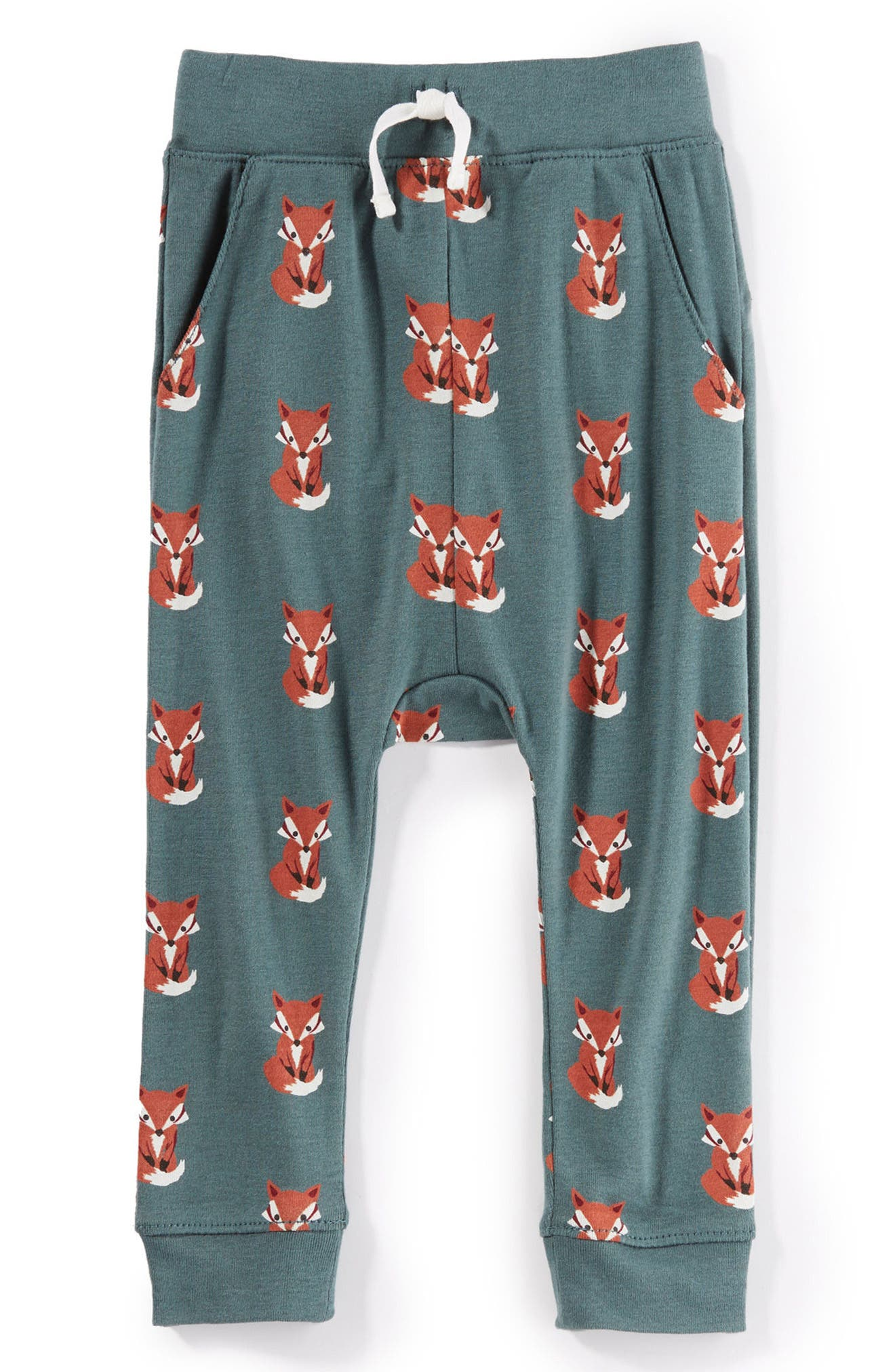 Peek Baby Fox Sweatpants (Baby Boys)