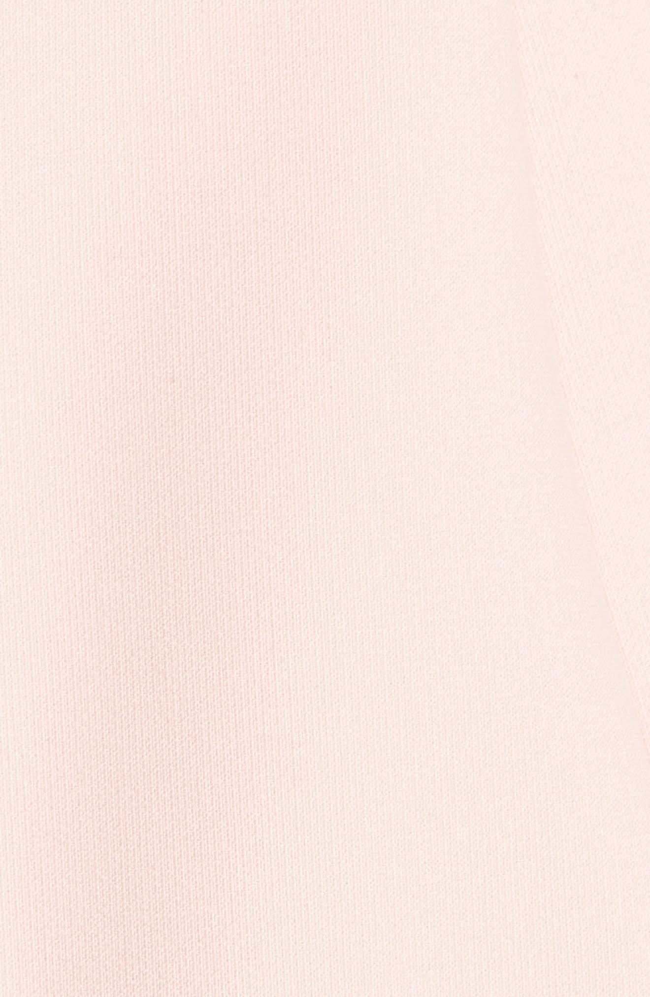 Alternate Image 5  - Cinq à Sept Micah Ruffle Cold Shoulder Dress