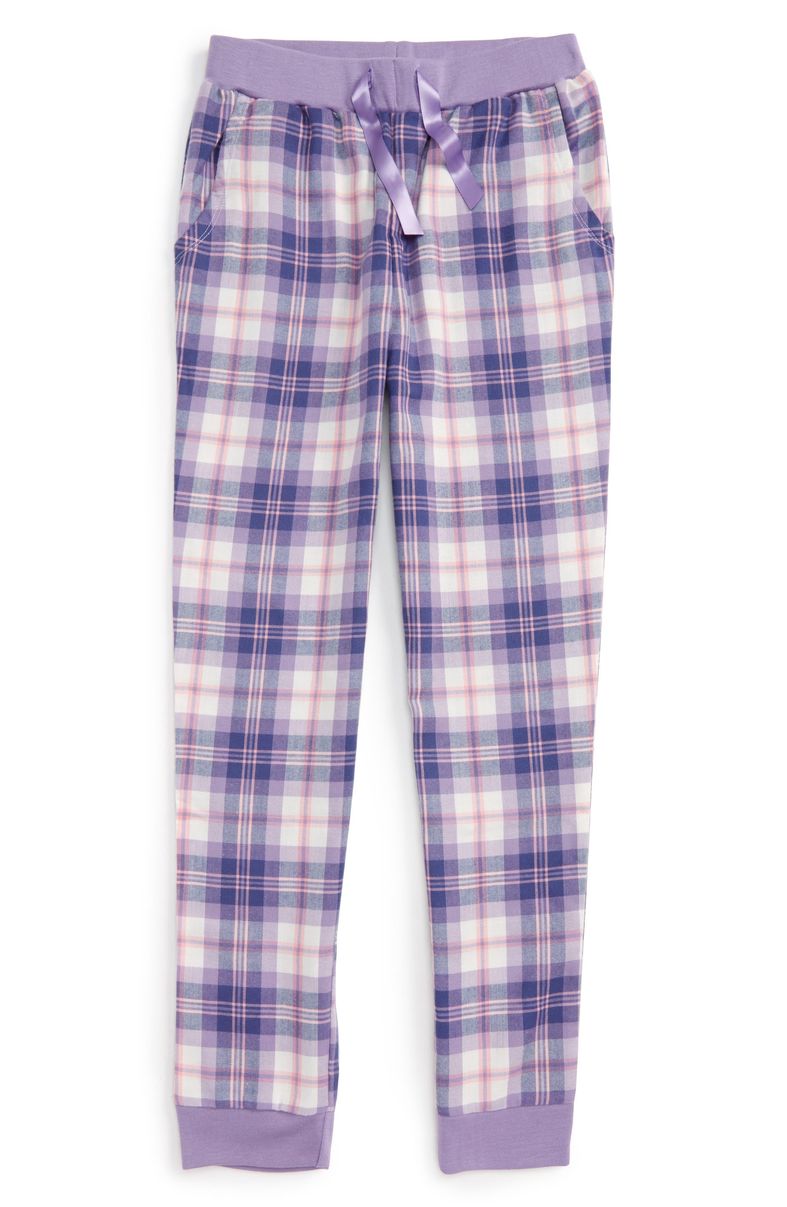 Tucker + Tate Flannel Pajama Pants (Big Girls)