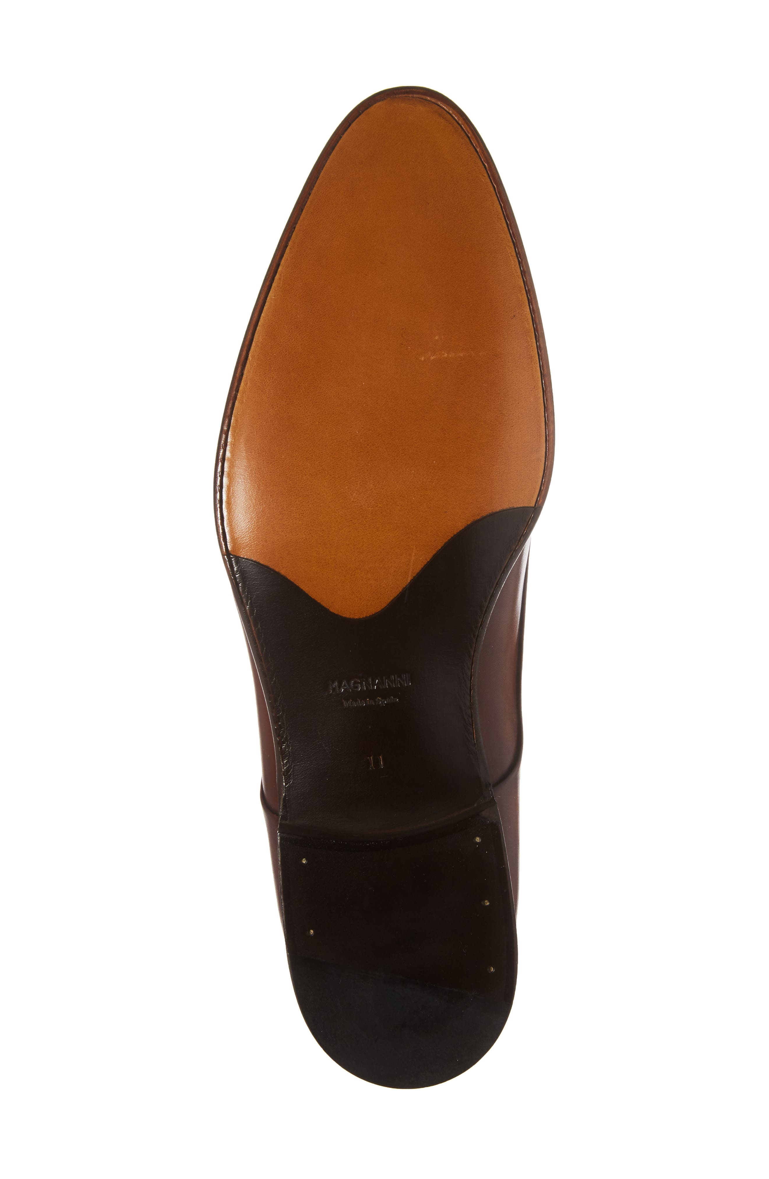 Alternate Image 6  - Magnanni Mana Plain Toe Derby (Men)