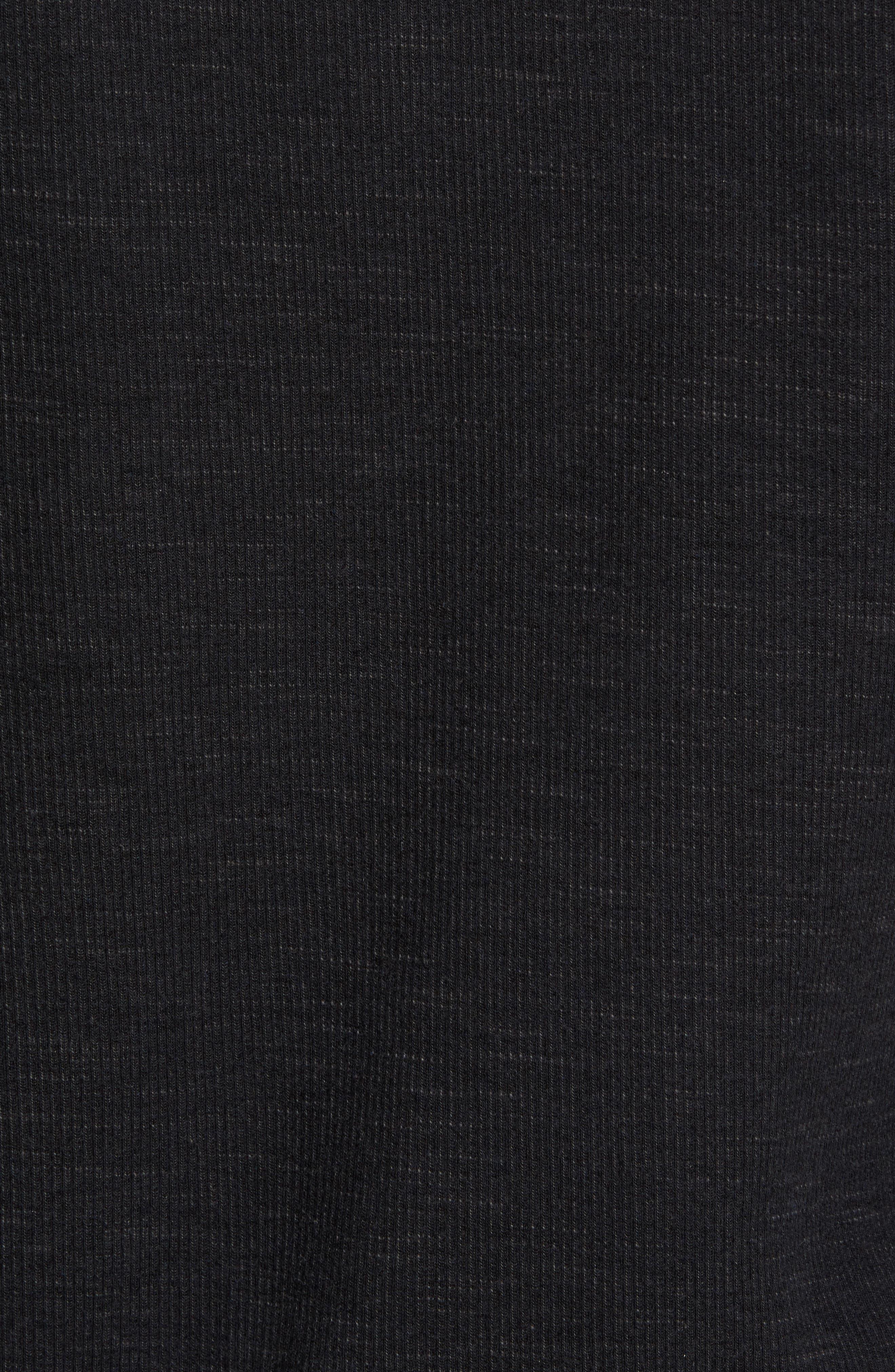 Flipsider Abaco Pullover,                             Alternate thumbnail 4, color,                             Noir