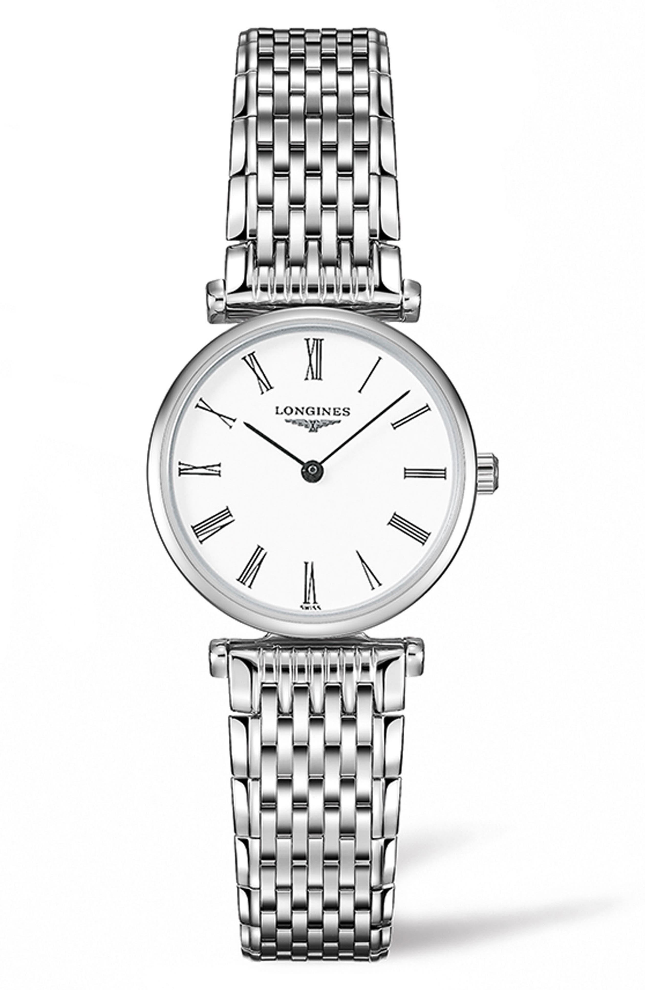 Main Image - Longines La Grande Classique de Longines Bracelet Watch, 24mm