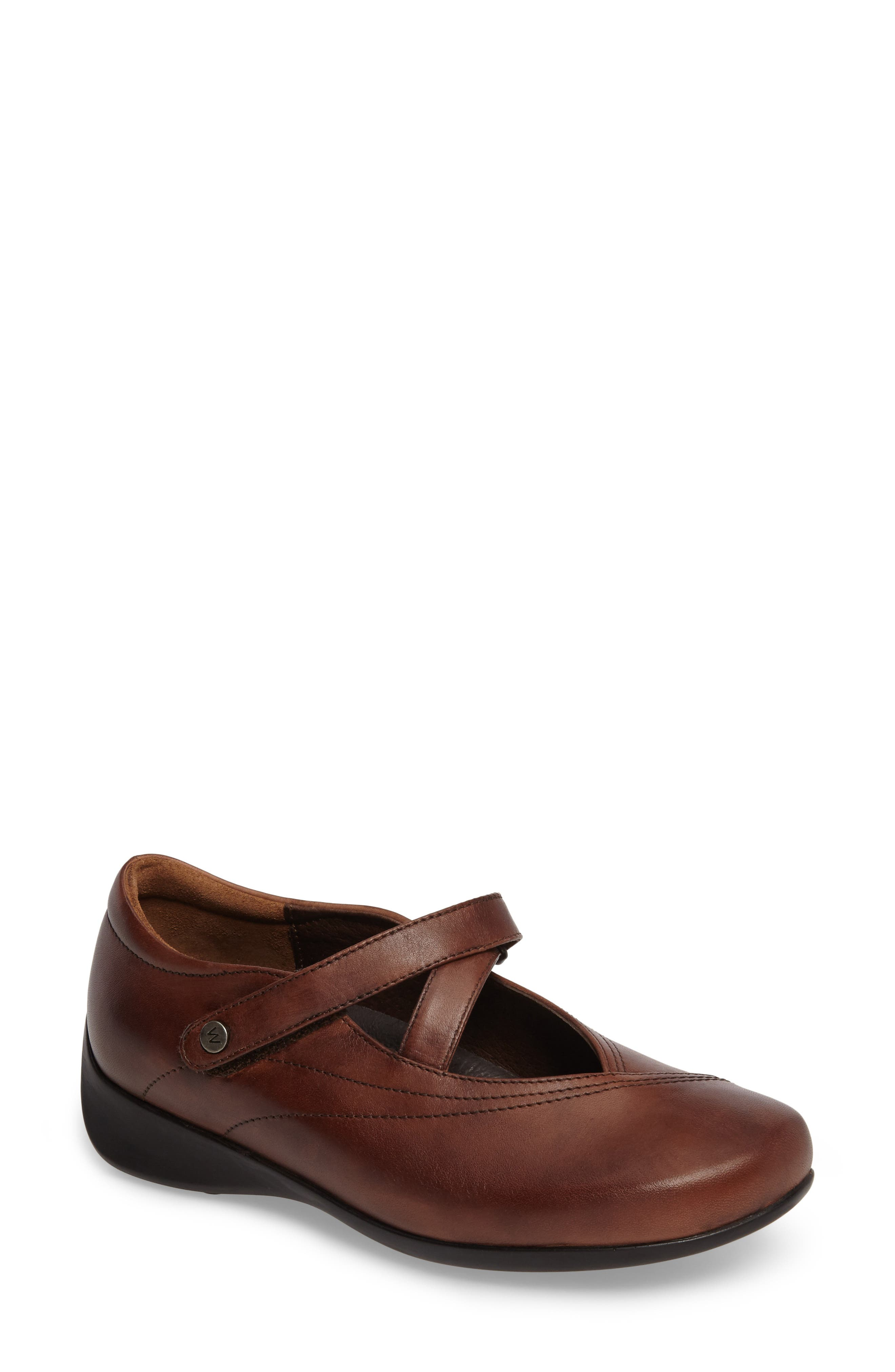 Alternate Image 1 Selected - Wolky Passion Mary Jane Flat (Women)