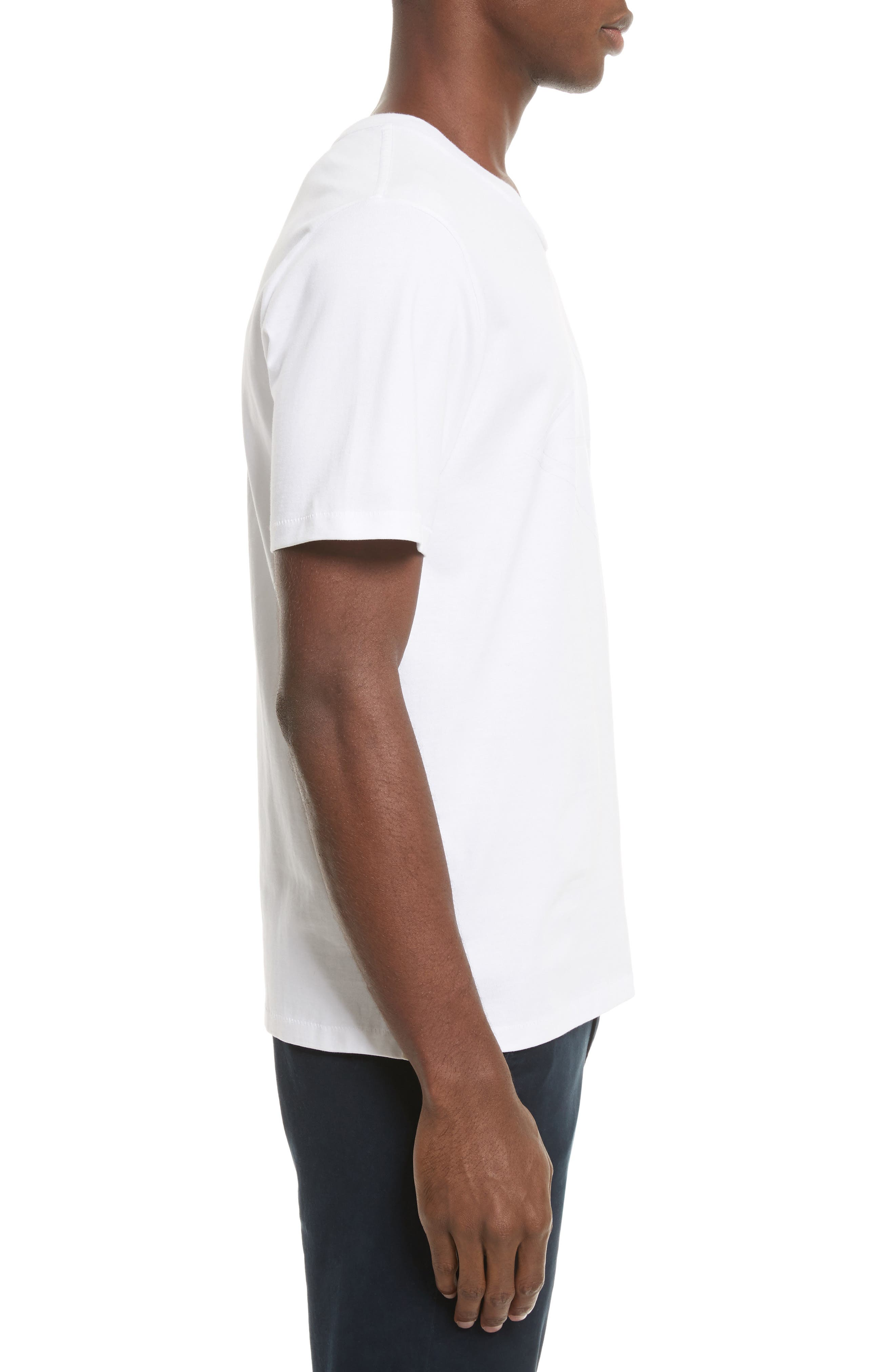 Alternate Image 3  - rag & bone Diamond T-Shirt