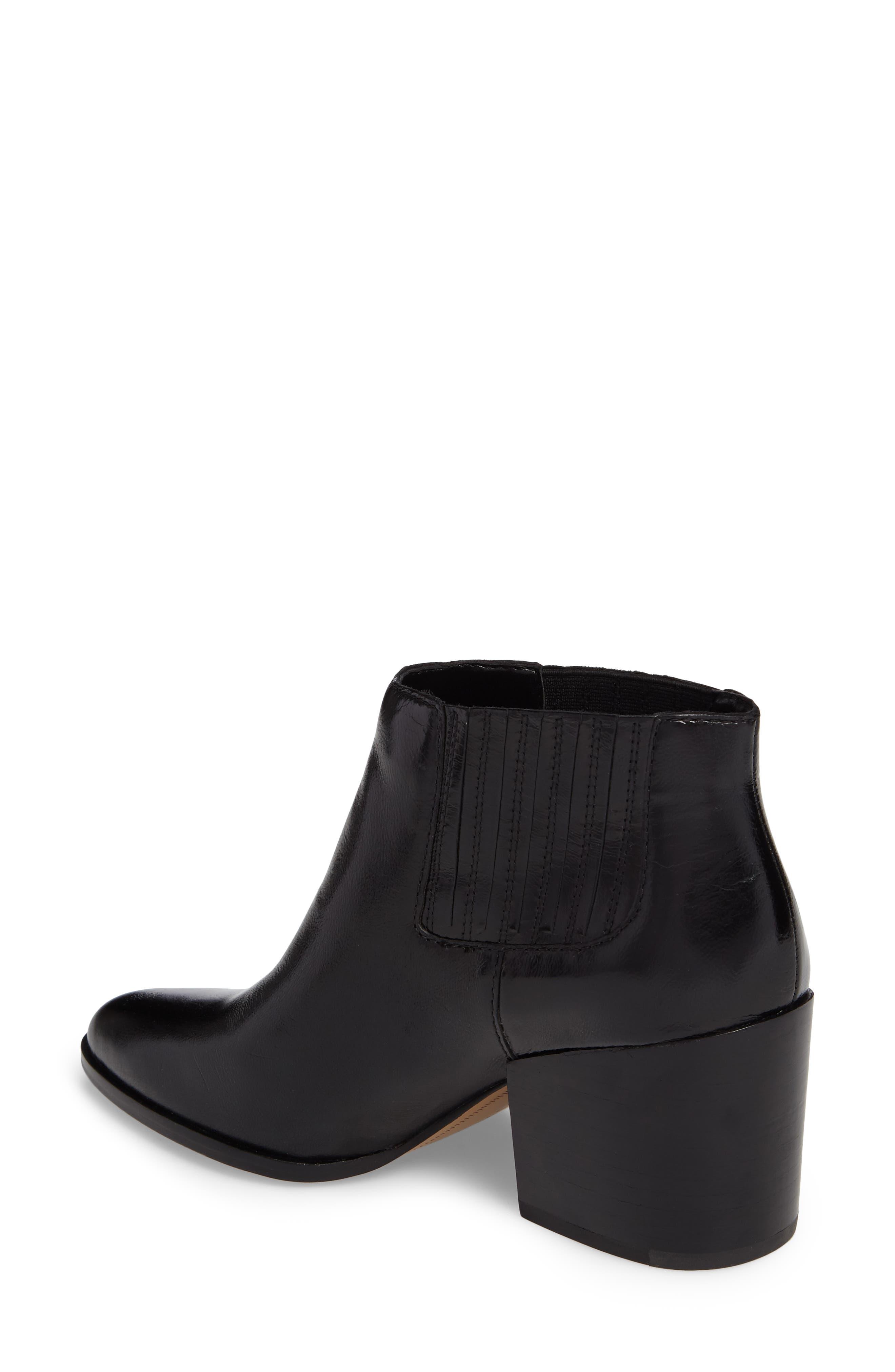 Jemore Boot,                             Alternate thumbnail 2, color,                             Black Leather