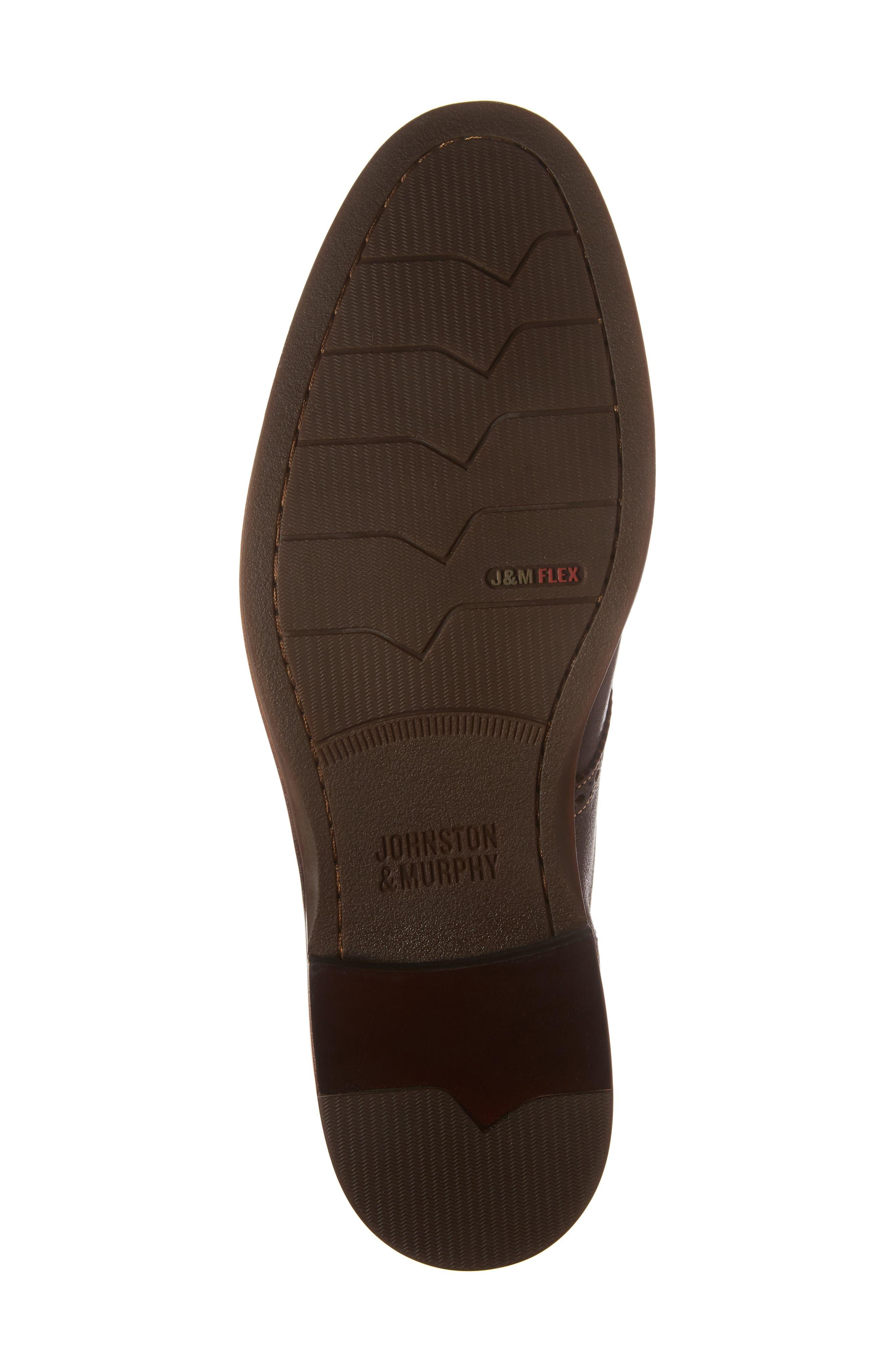 Alternate Image 6  - Johnston & Murphy Warner Saddle Shoe (Men)