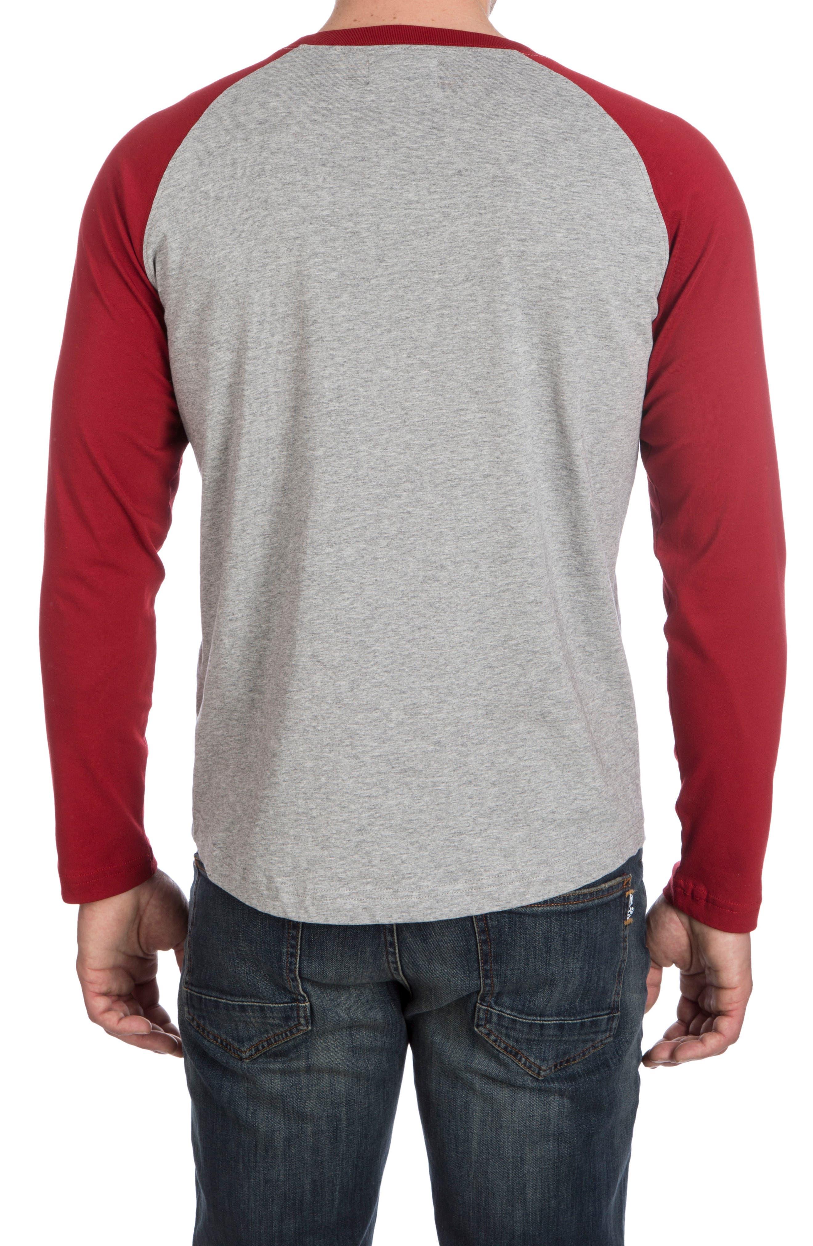 Alternate Image 2  - Psycho Bunny Cobb Raglan T-Shirt