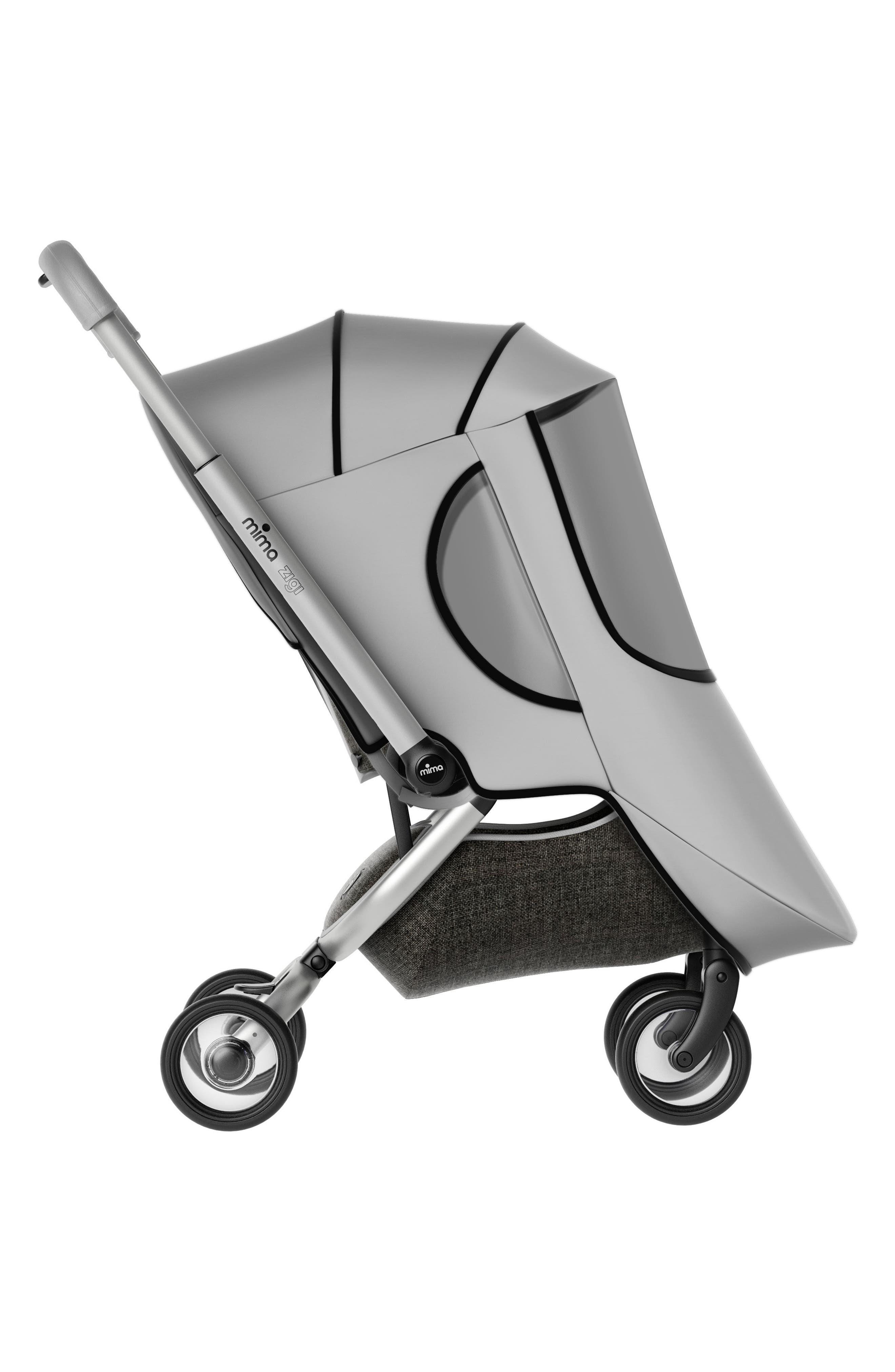 Alternate Image 2  - Mima Raincover for Zigi Travel Stroller