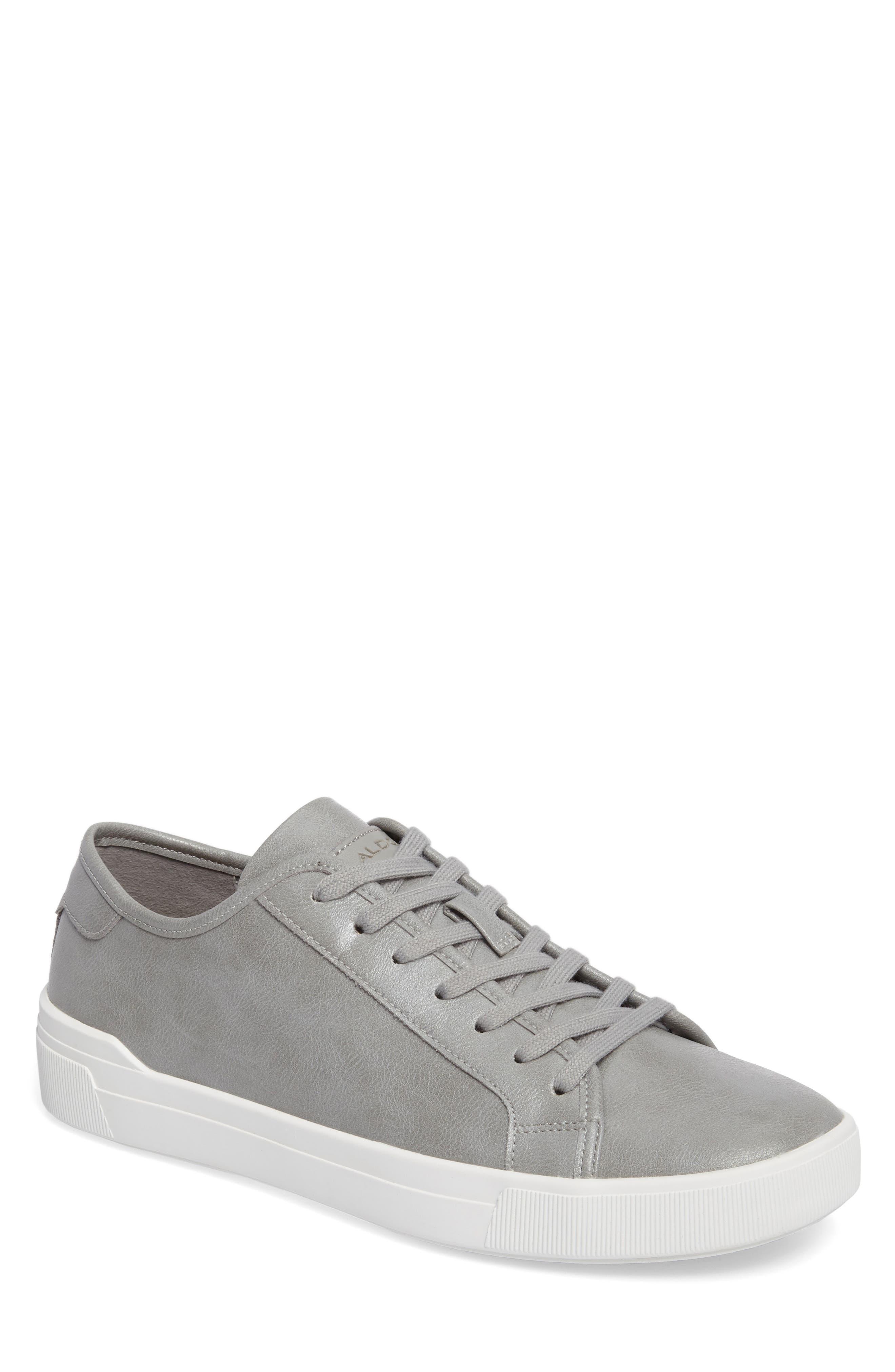 Haener Sneaker,                         Main,                         color, Medium Grey