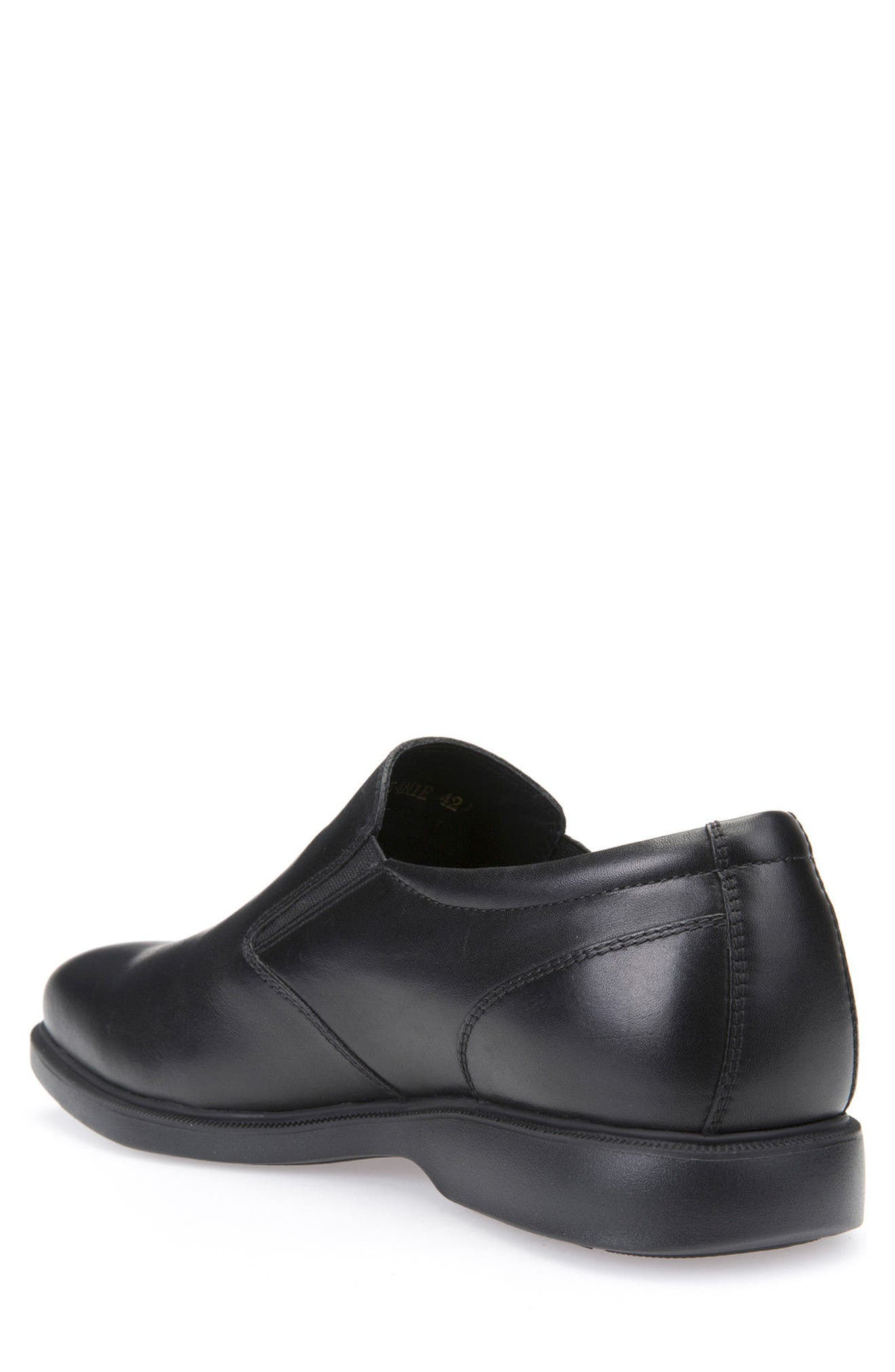 Alternate Image 2  - Geox Brayden ABX Waterproof Venetian Loafer (Men)