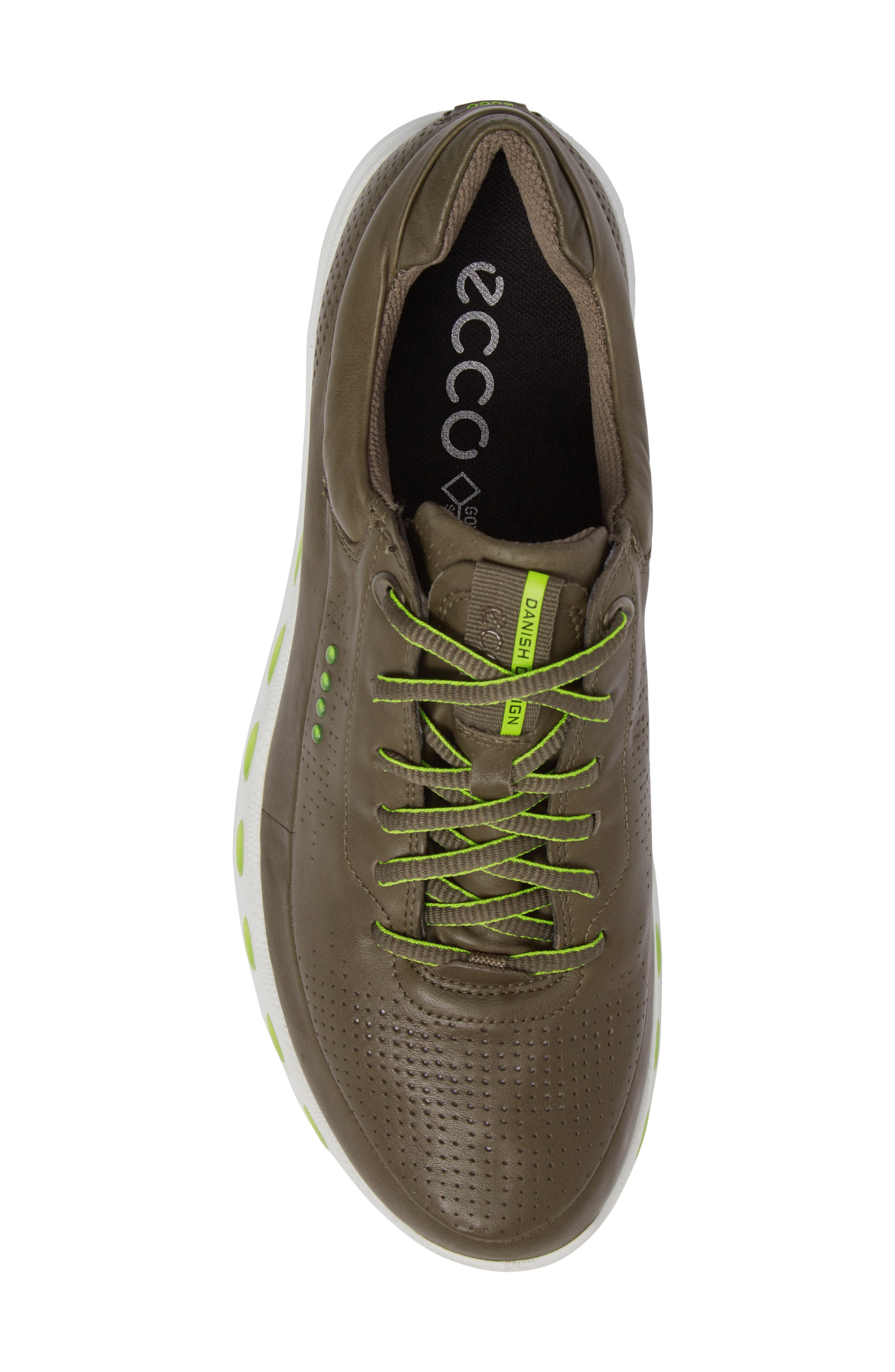 Cool 2.0 Leather GTX Sneaker,                             Alternate thumbnail 5, color,                             Tarmac Leather