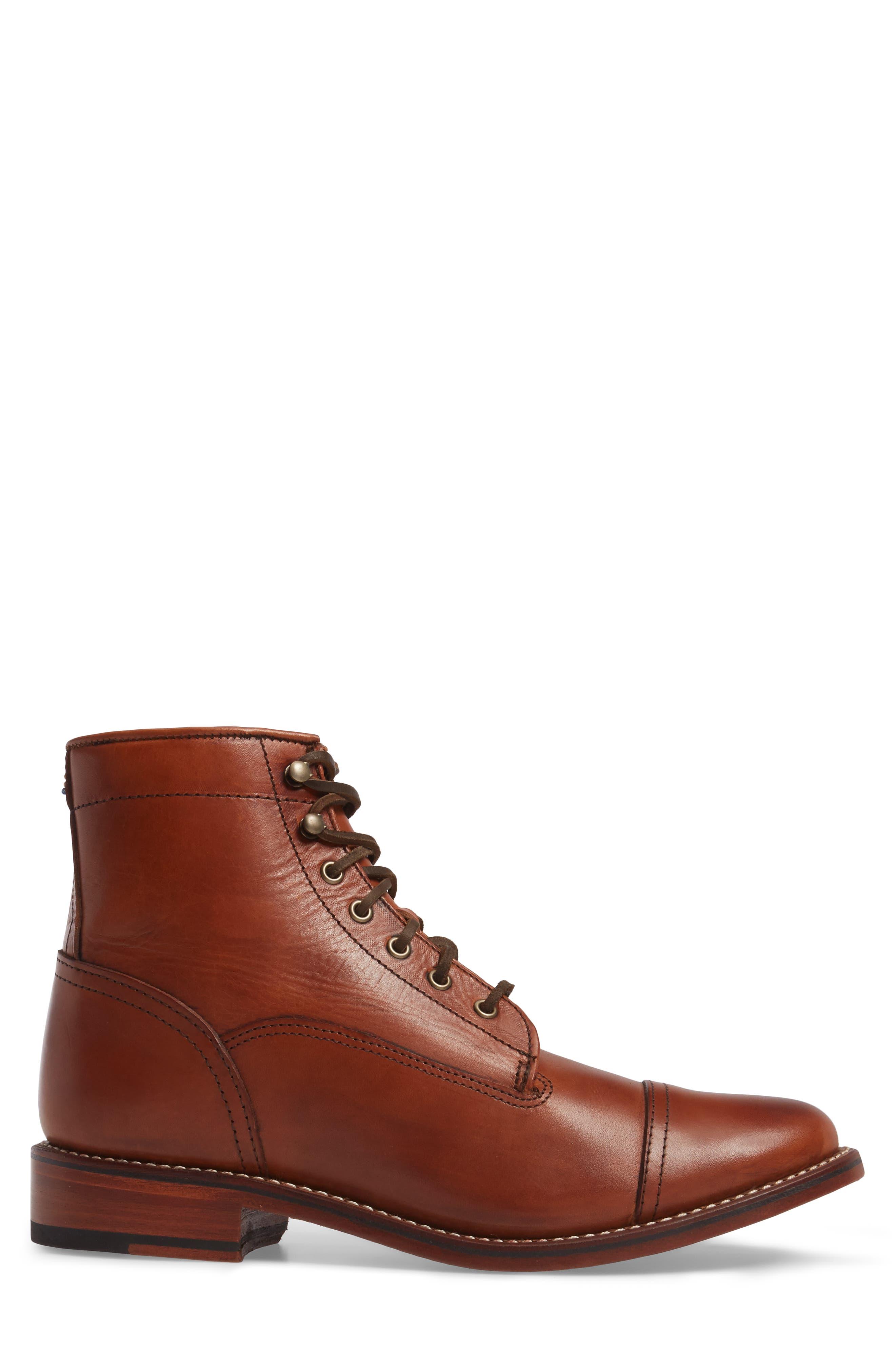 Alternate Image 3  - Ariat Highlands Cap Toe Boot (Men)