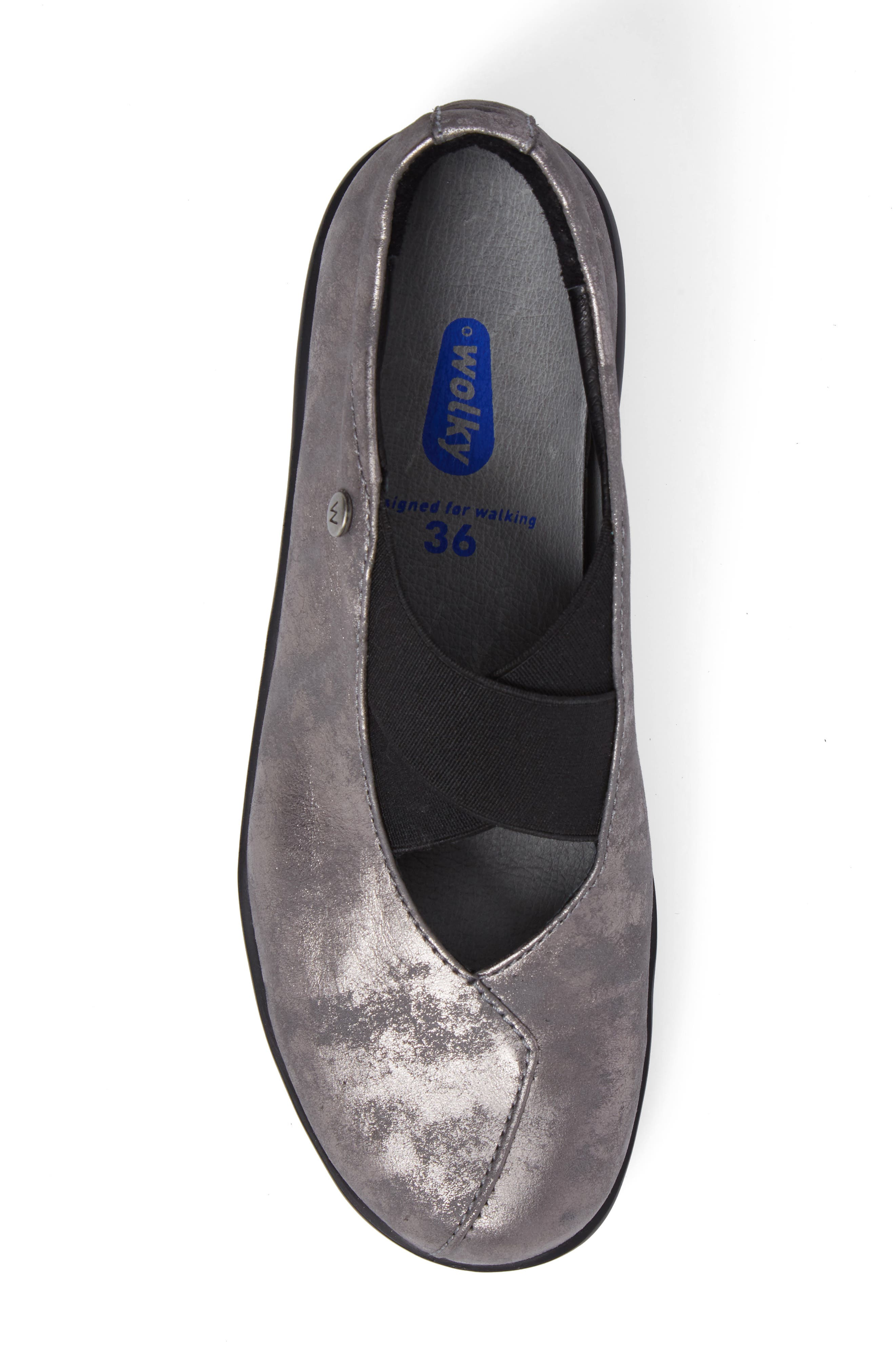 Alternate Image 5  - Wolky Cursa Slip-On Sneaker (Women)