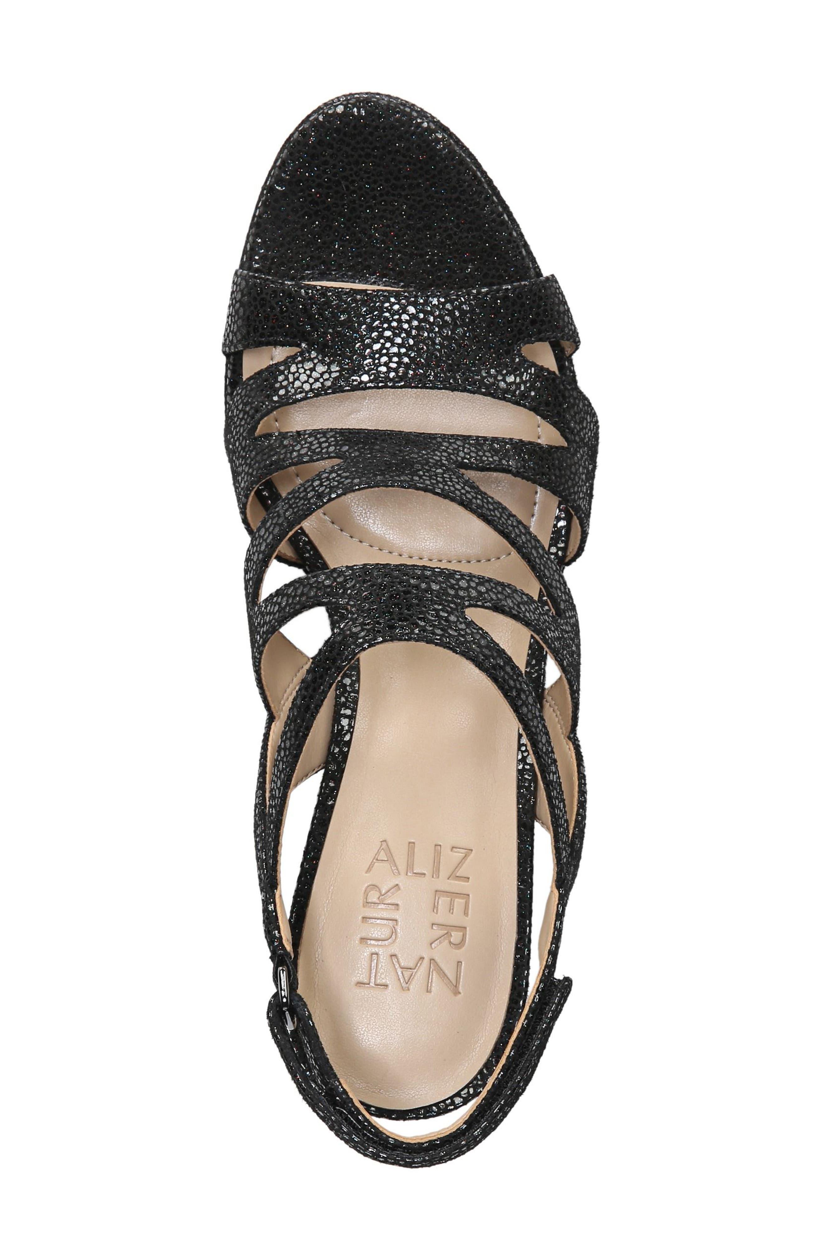 Alternate Image 5  - Naturalizer 'Pressley' Slingback Platform Sandal (Women)