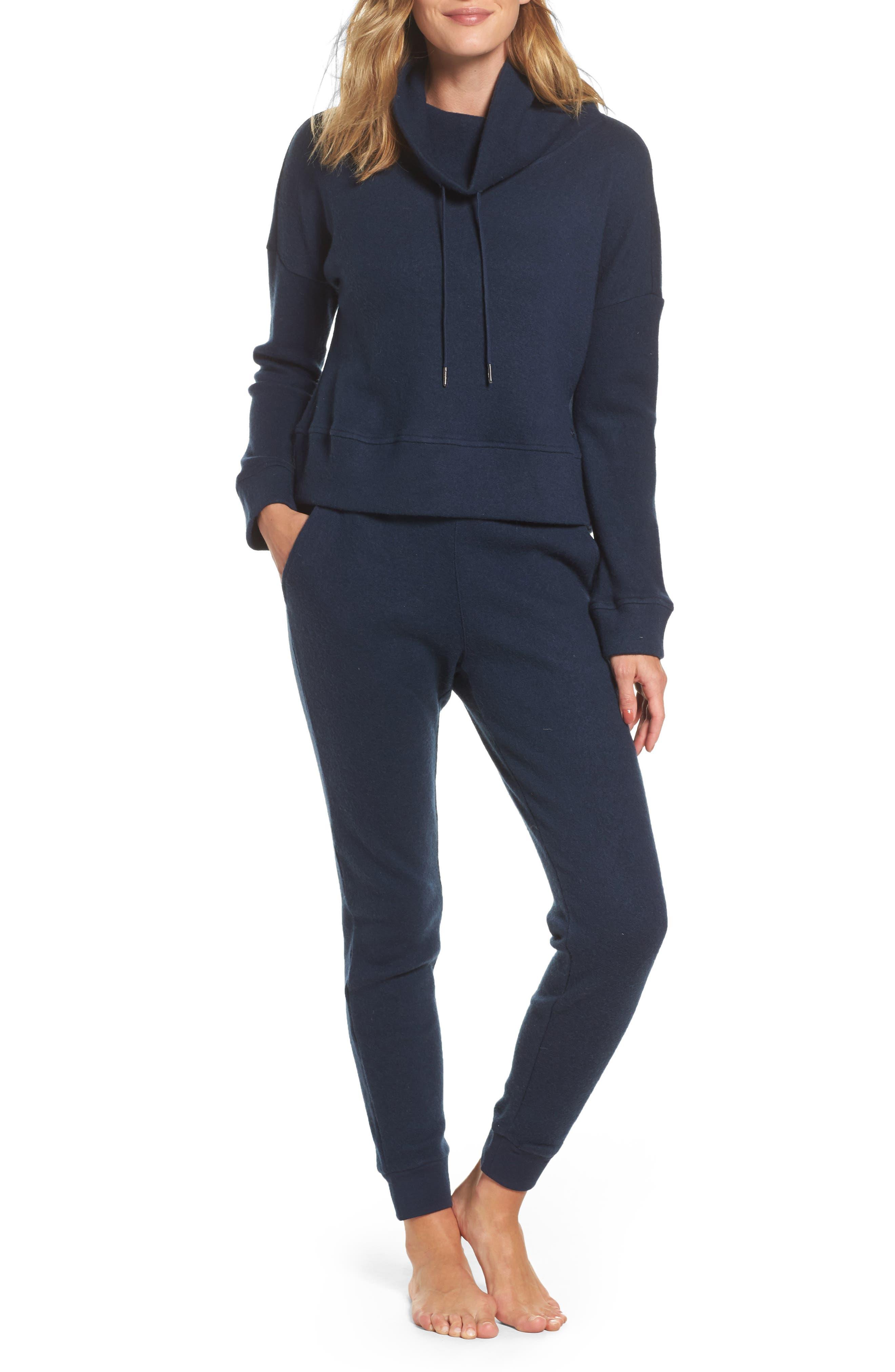 UGG® Sweatshirt & Jogger Pants