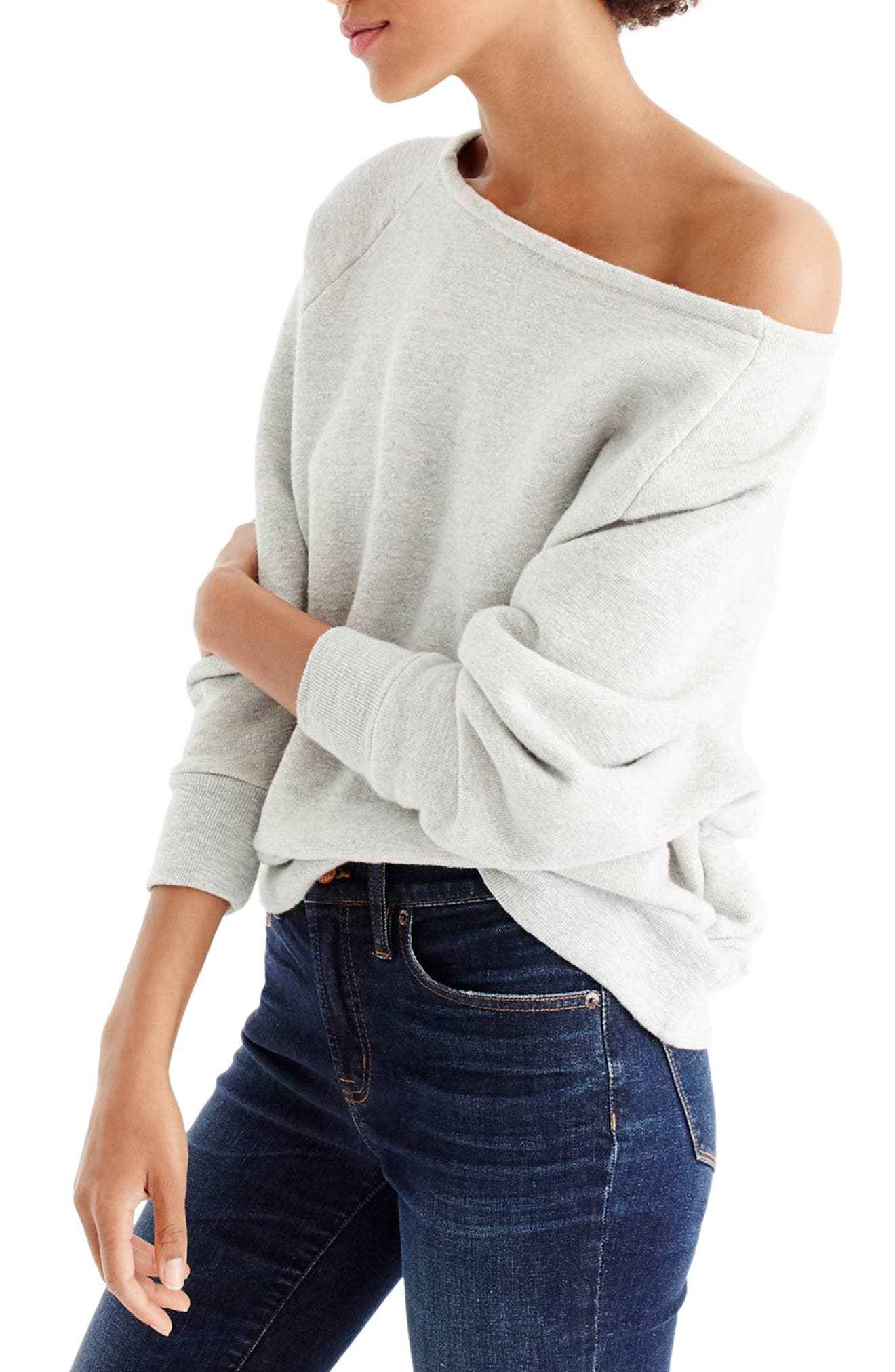 J.Crew Easy Sweatshirt