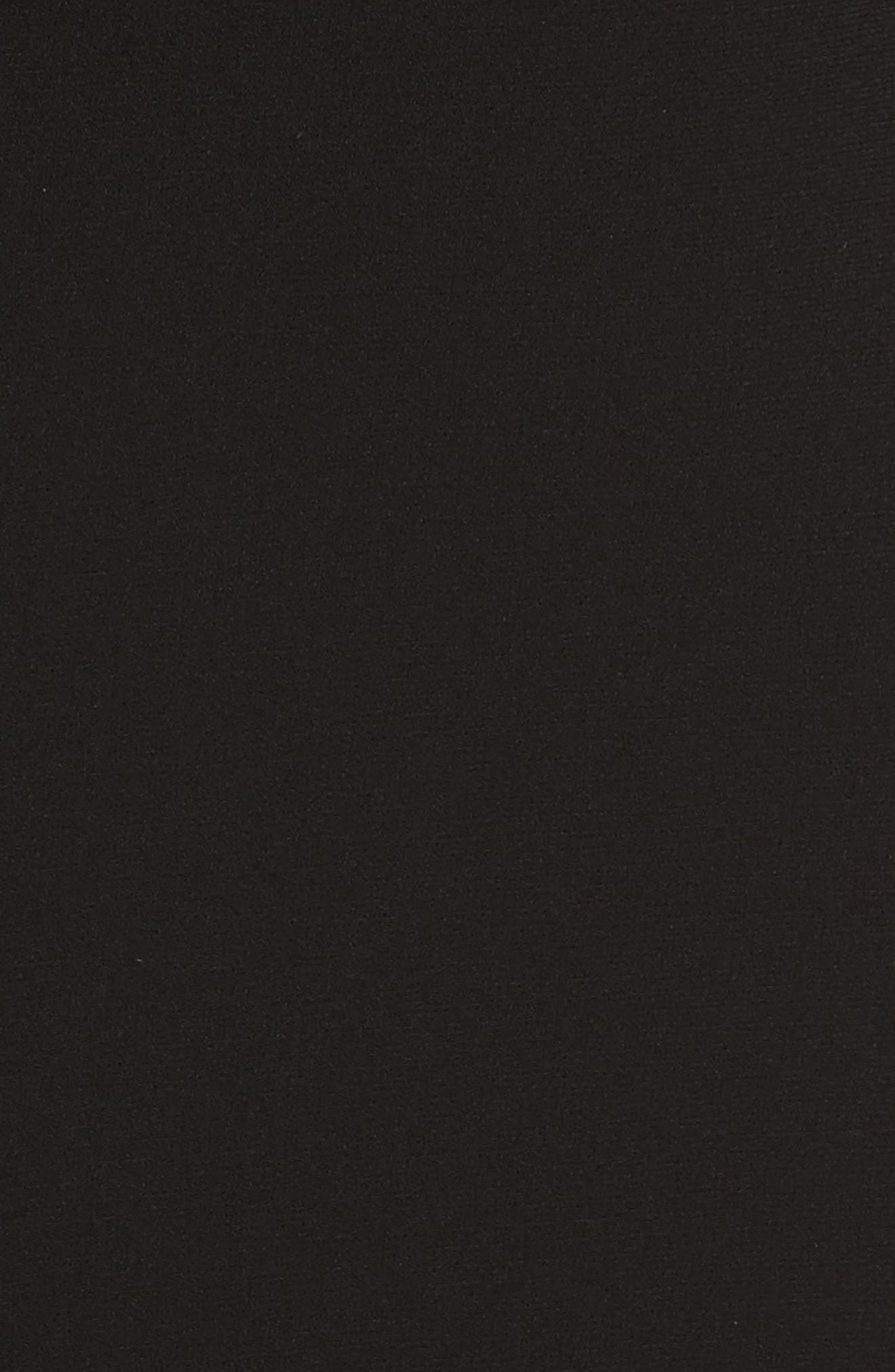 Alternate Image 5  - Sachin & Babi Noir Organza Ruffle Gown