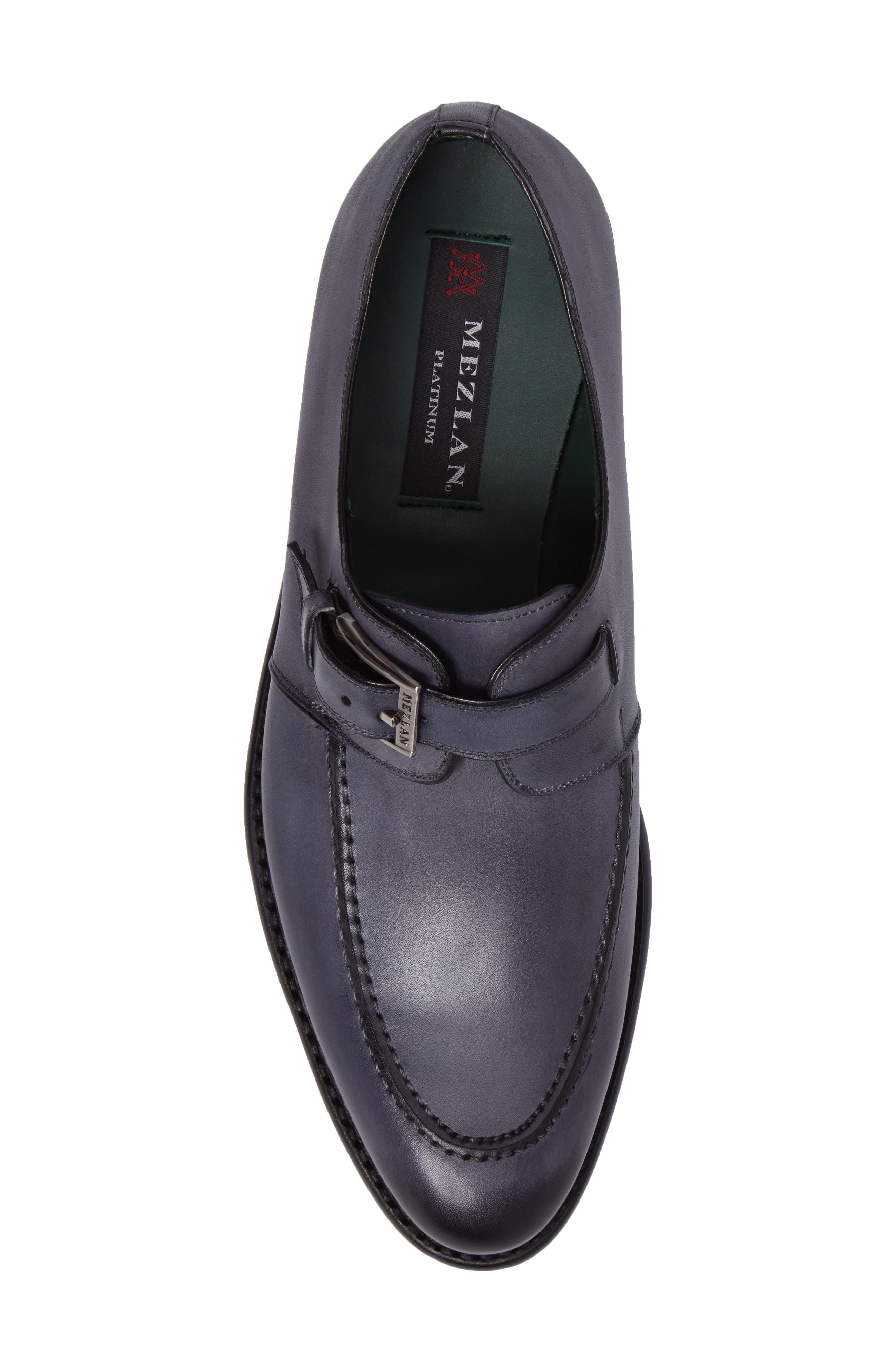Alternate Image 5  - Mezlan Aguilar Monk Strap Shoe (Men)