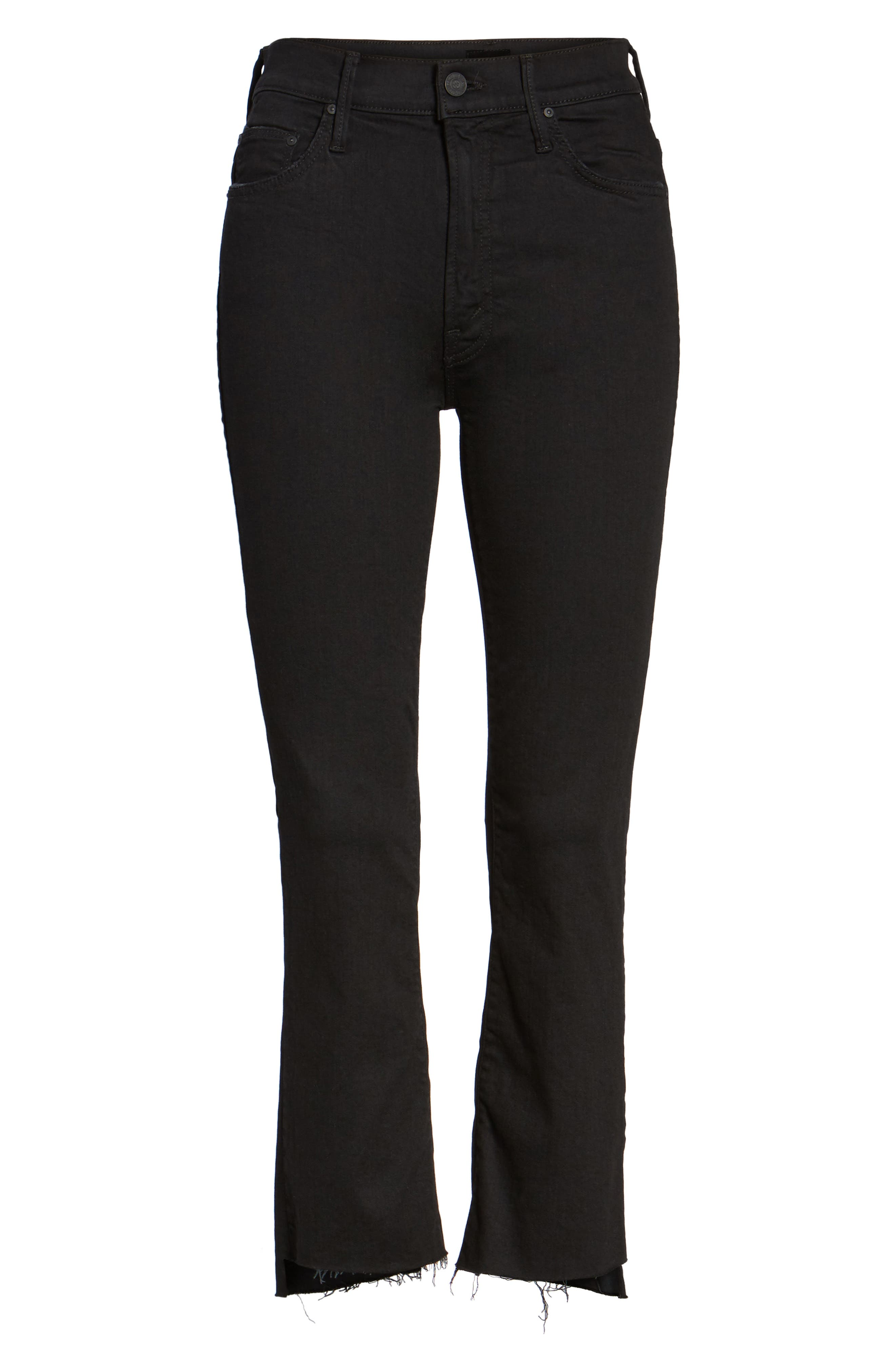 The Insider Crop Jeans,                             Alternate thumbnail 7, color,                             Not Guilty