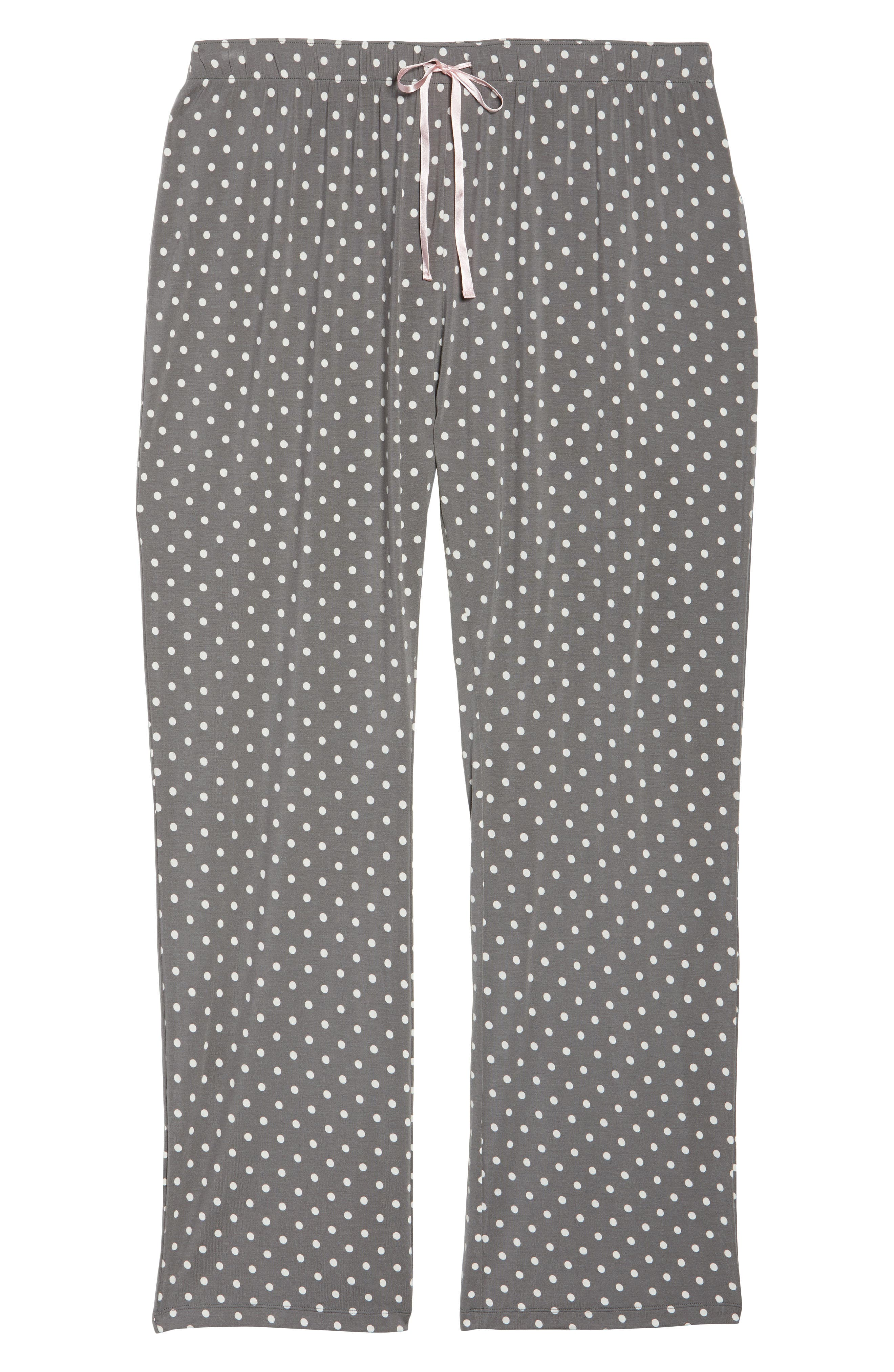 PJ Salvage Polka Dot Pajama Pants (Plus Size)