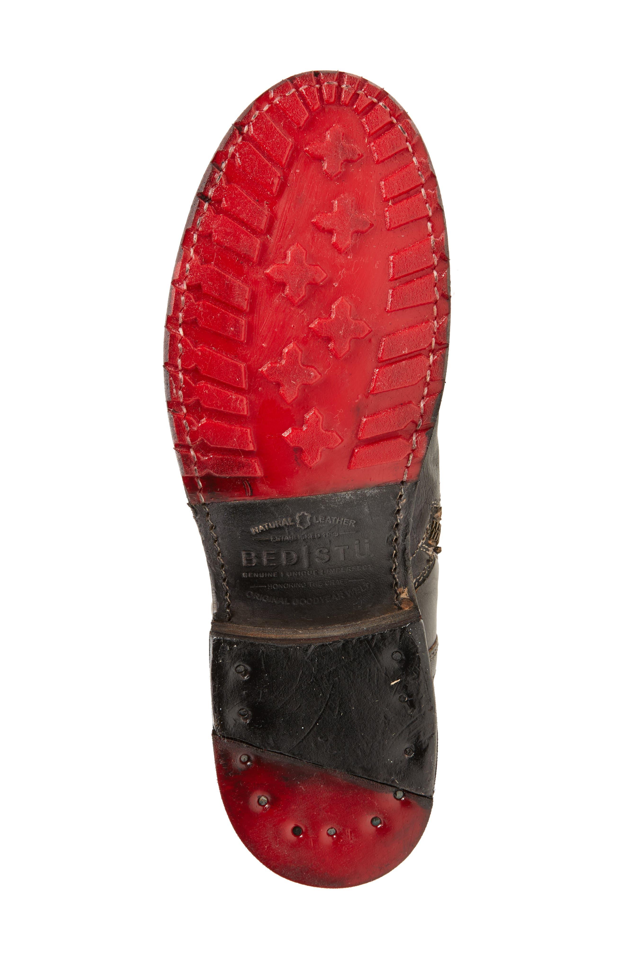 'Glaye' Tall Boot,                             Alternate thumbnail 6, color,                             Graphito Rustic