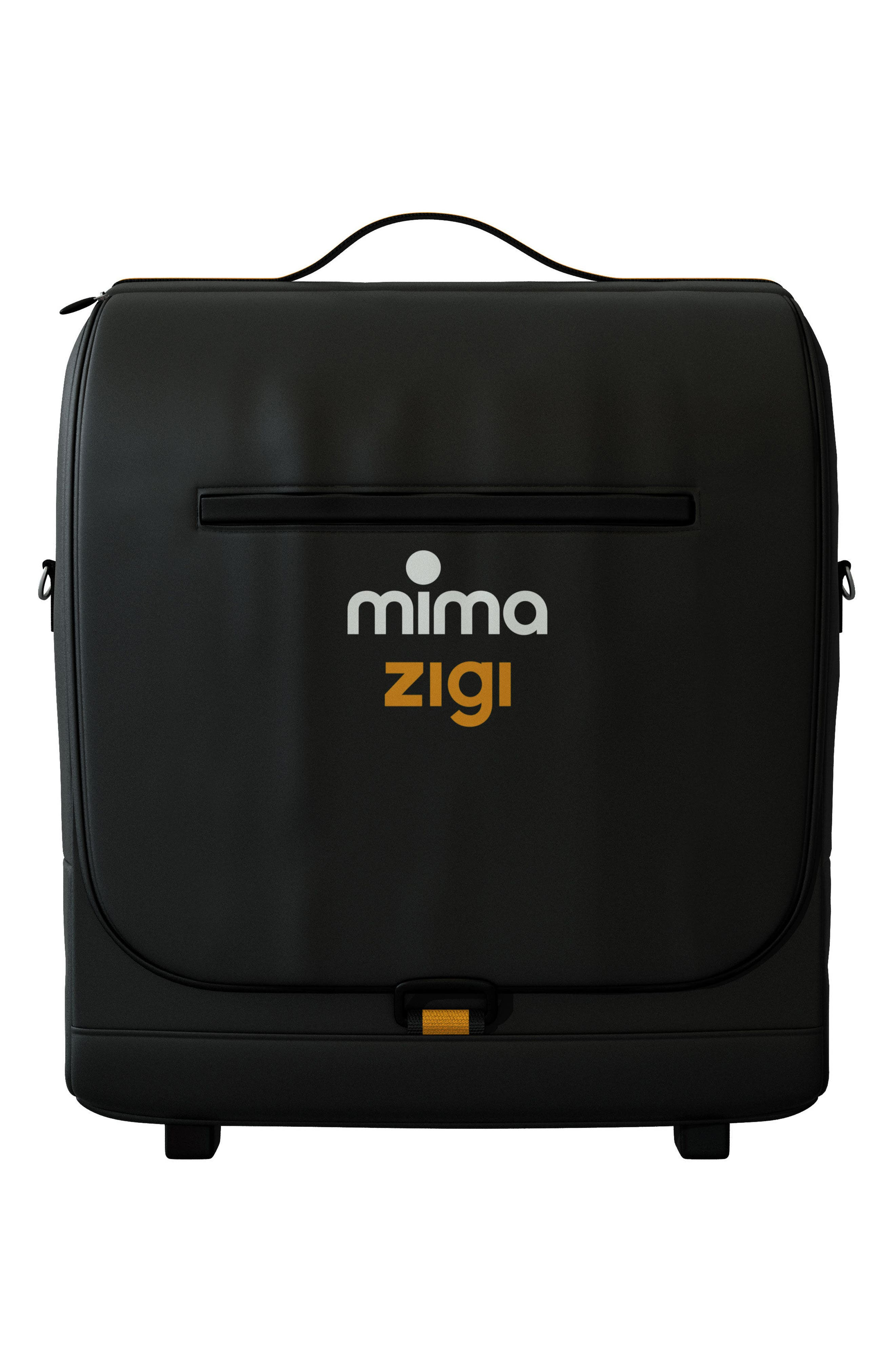 Travel Bag for Zigi Travel Stroller,                             Main thumbnail 1, color,                             Black