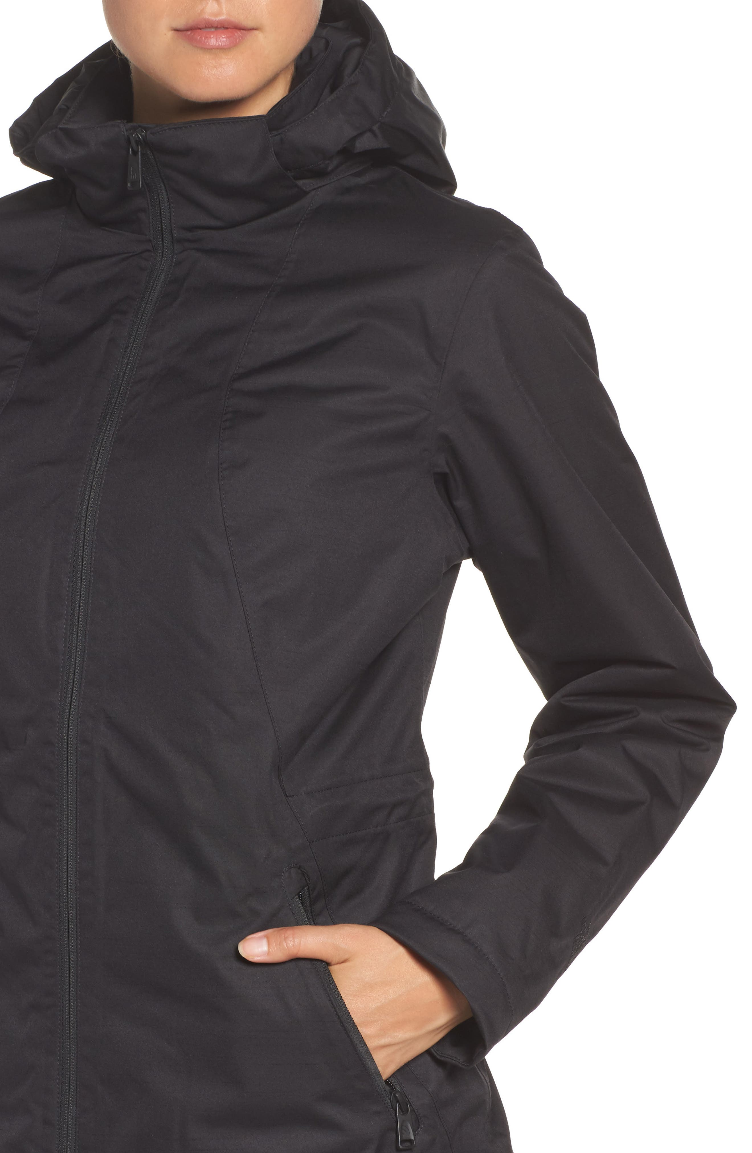 Alternate Image 4  - The North Face 'Ancha' Hooded Waterproof Parka