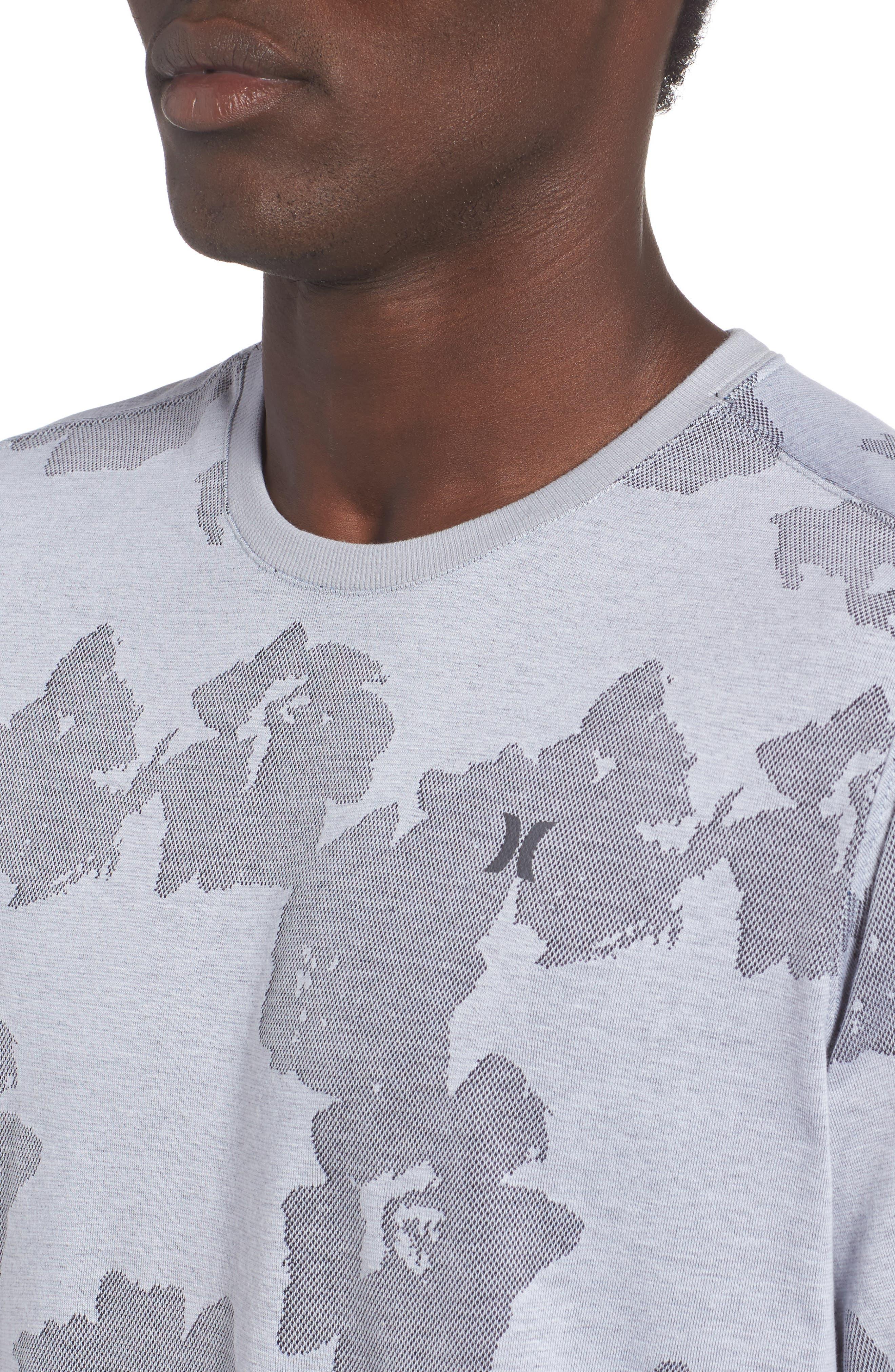 Alternate Image 4  - Hurley Aloha Dri-FIT T-Shirt