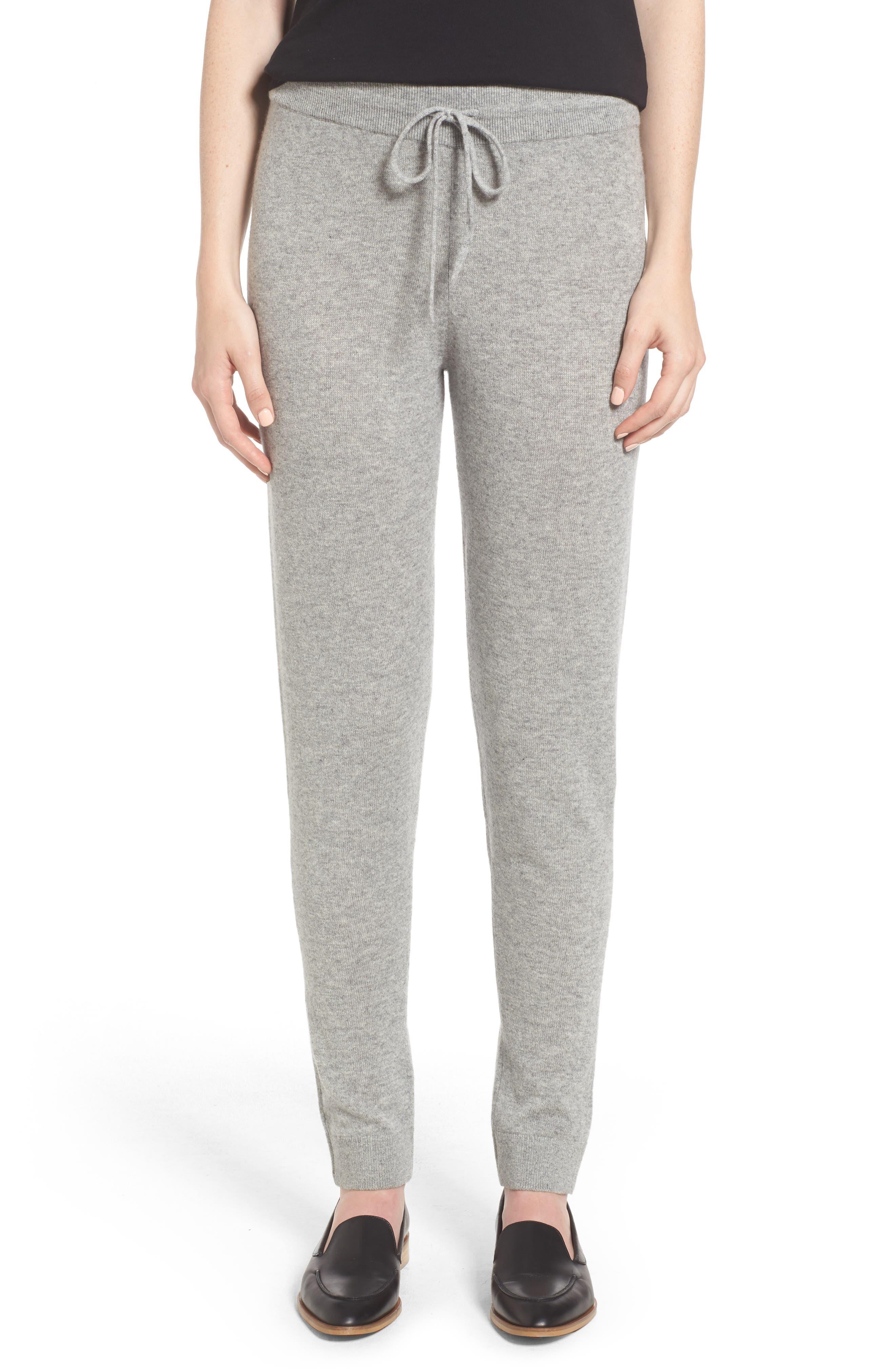 Alternate Image 1 Selected - Everlane The Cashmere Sweatpants