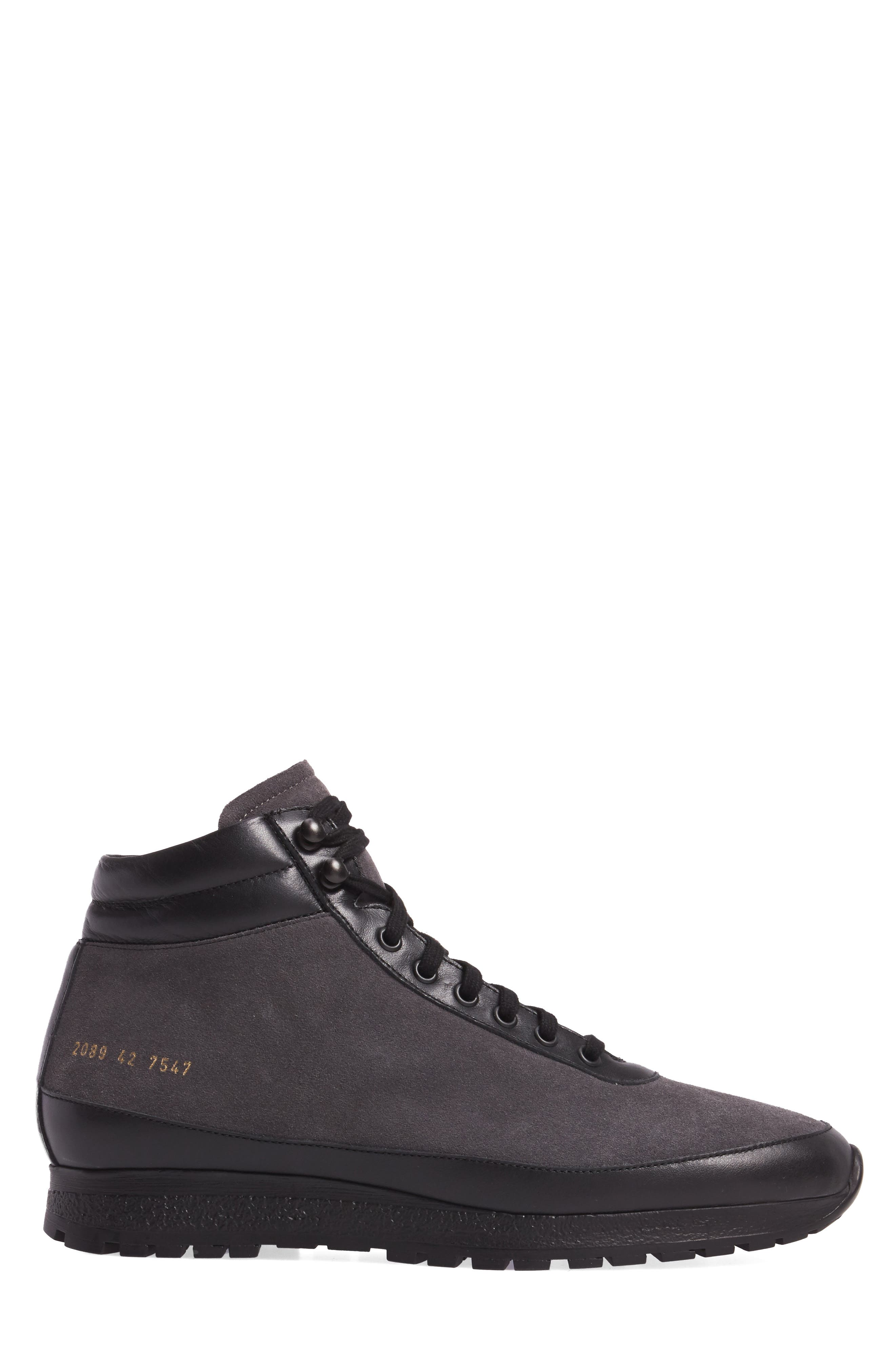 Alternate Image 3  - Common Projects x Robert Geller Trek High Top Sneaker (Men)
