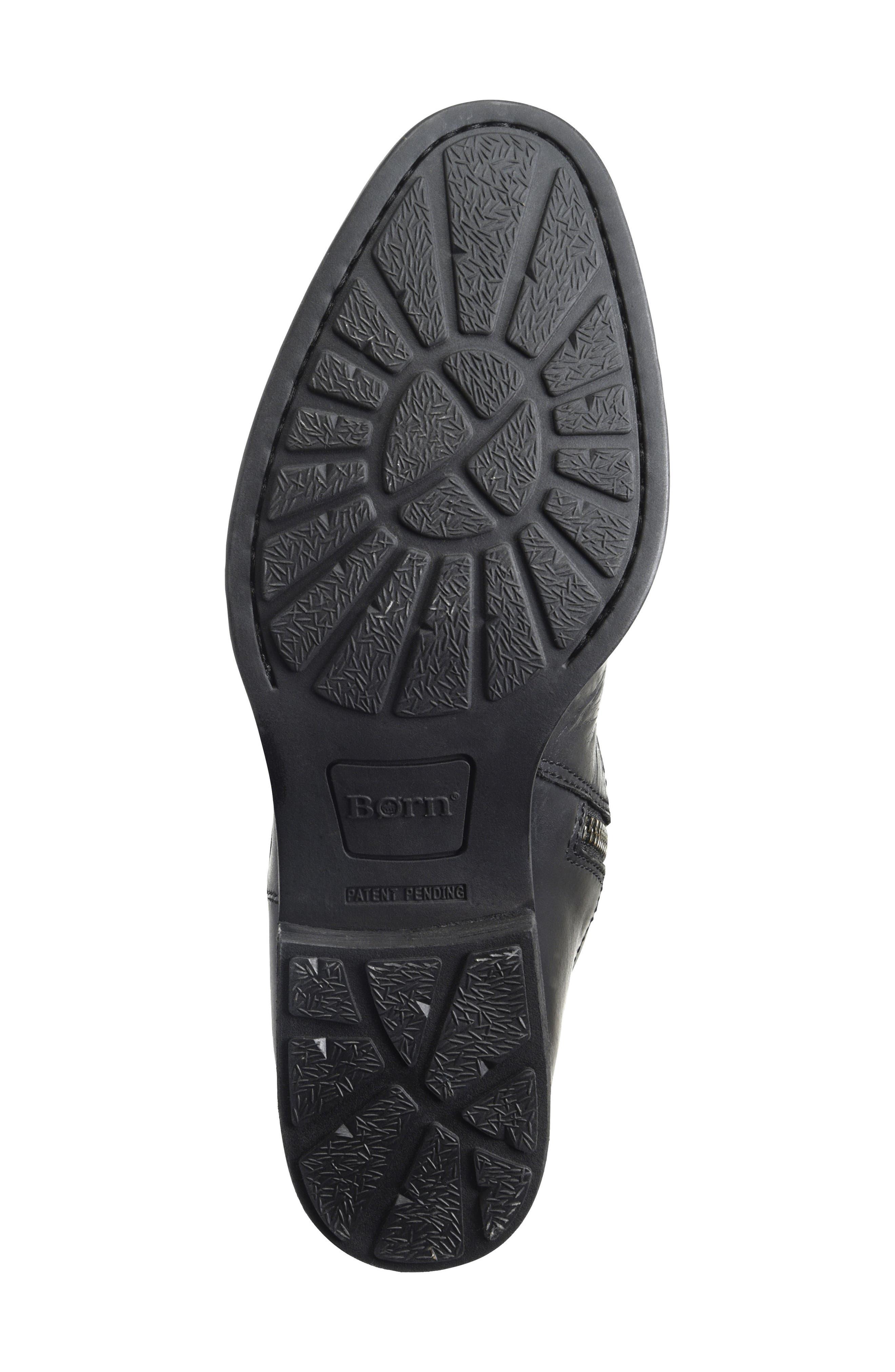 Alternate Image 9  - Børn Cook Knee High Boot (Women)