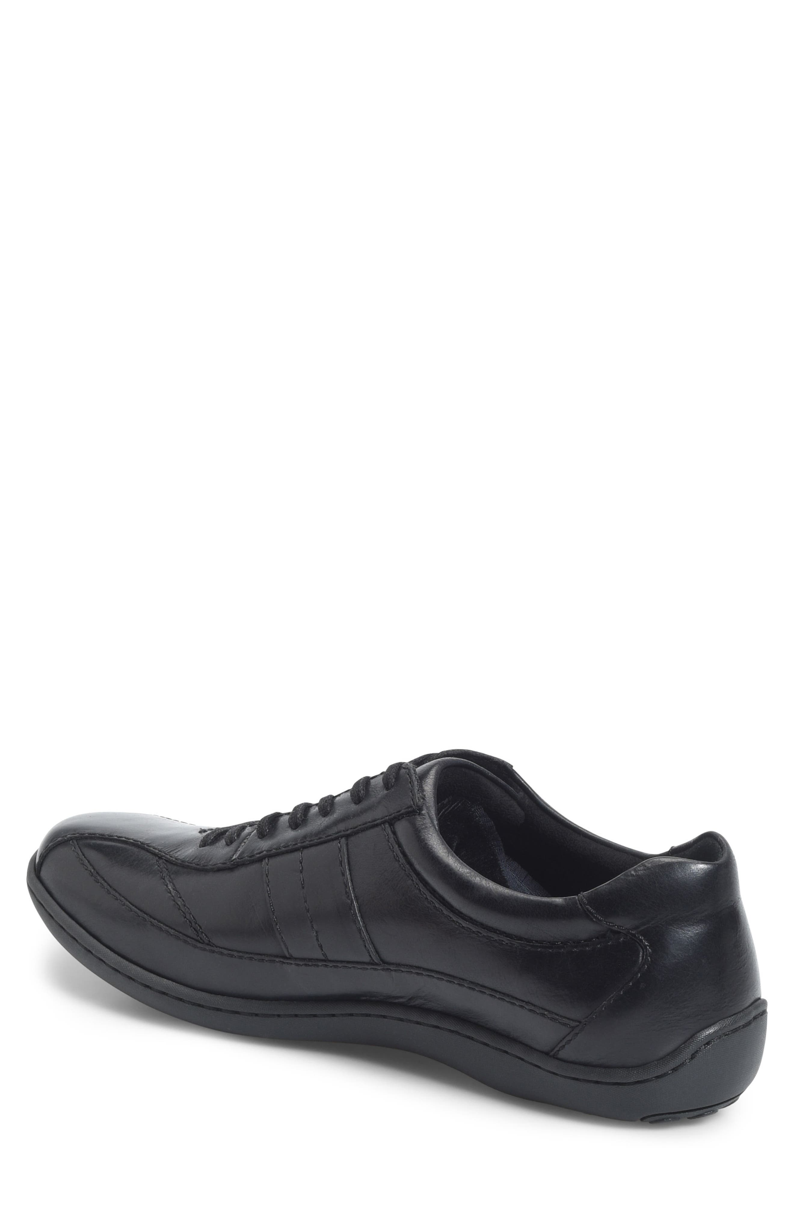 Breves Low Top Sneaker,                             Alternate thumbnail 2, color,                             Black