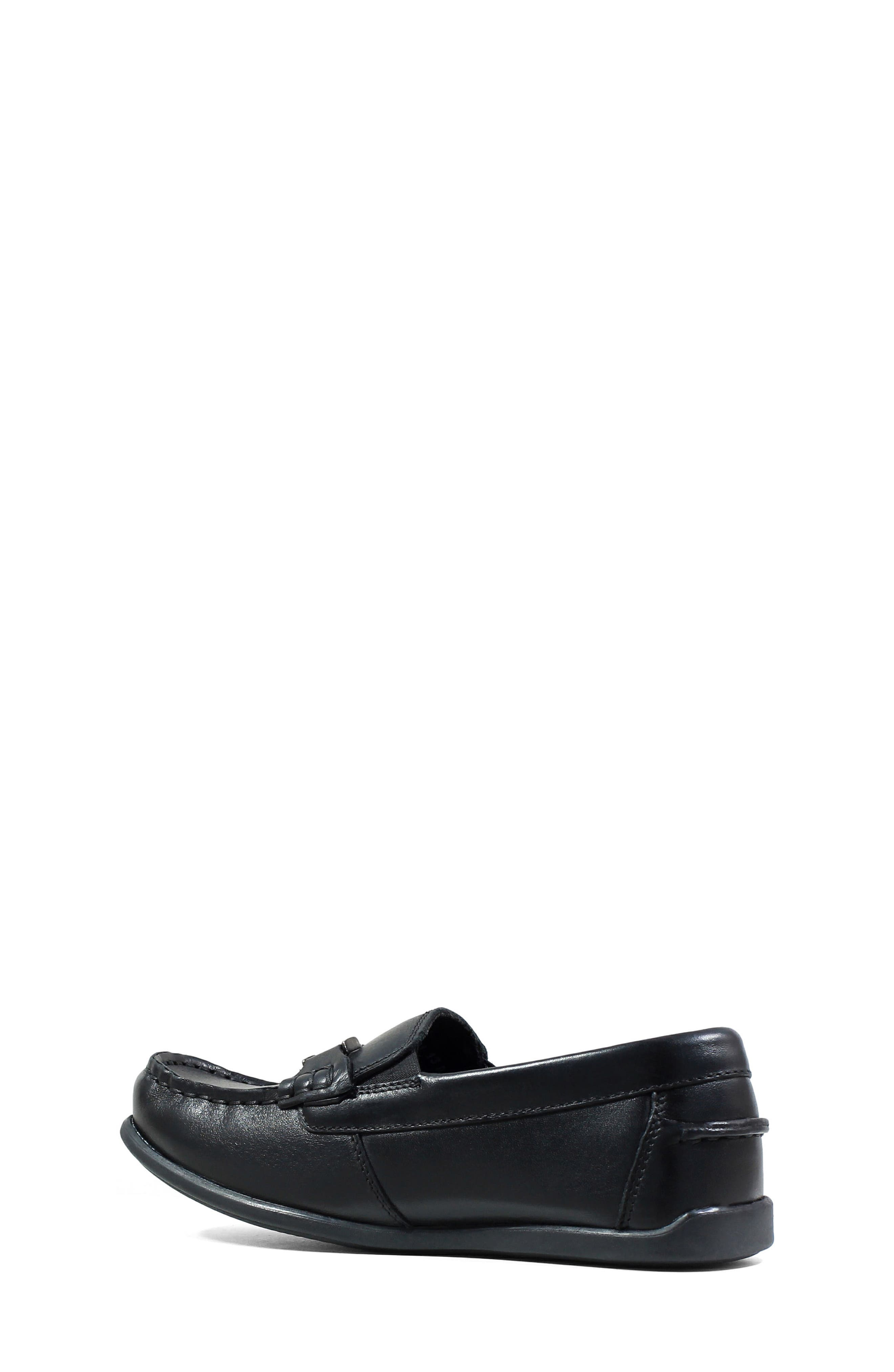 Alternate Image 2  - Florsheim Jasper Bit Jr Loafer (Toddler, Little Kid & Big Kid)