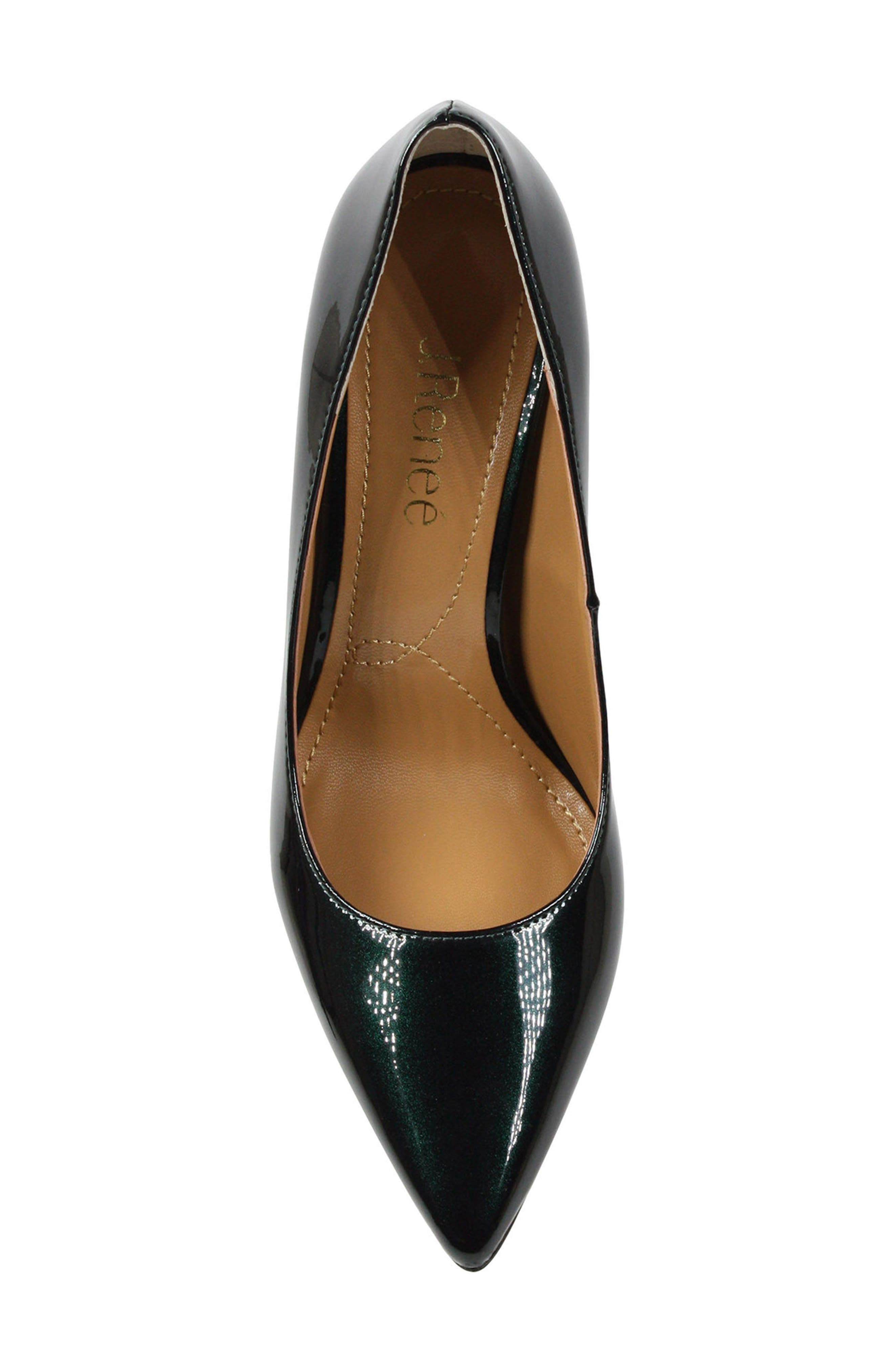 Alternate Image 4  - J. Reneé 'Maressa' Pointy Toe Pump (Women)
