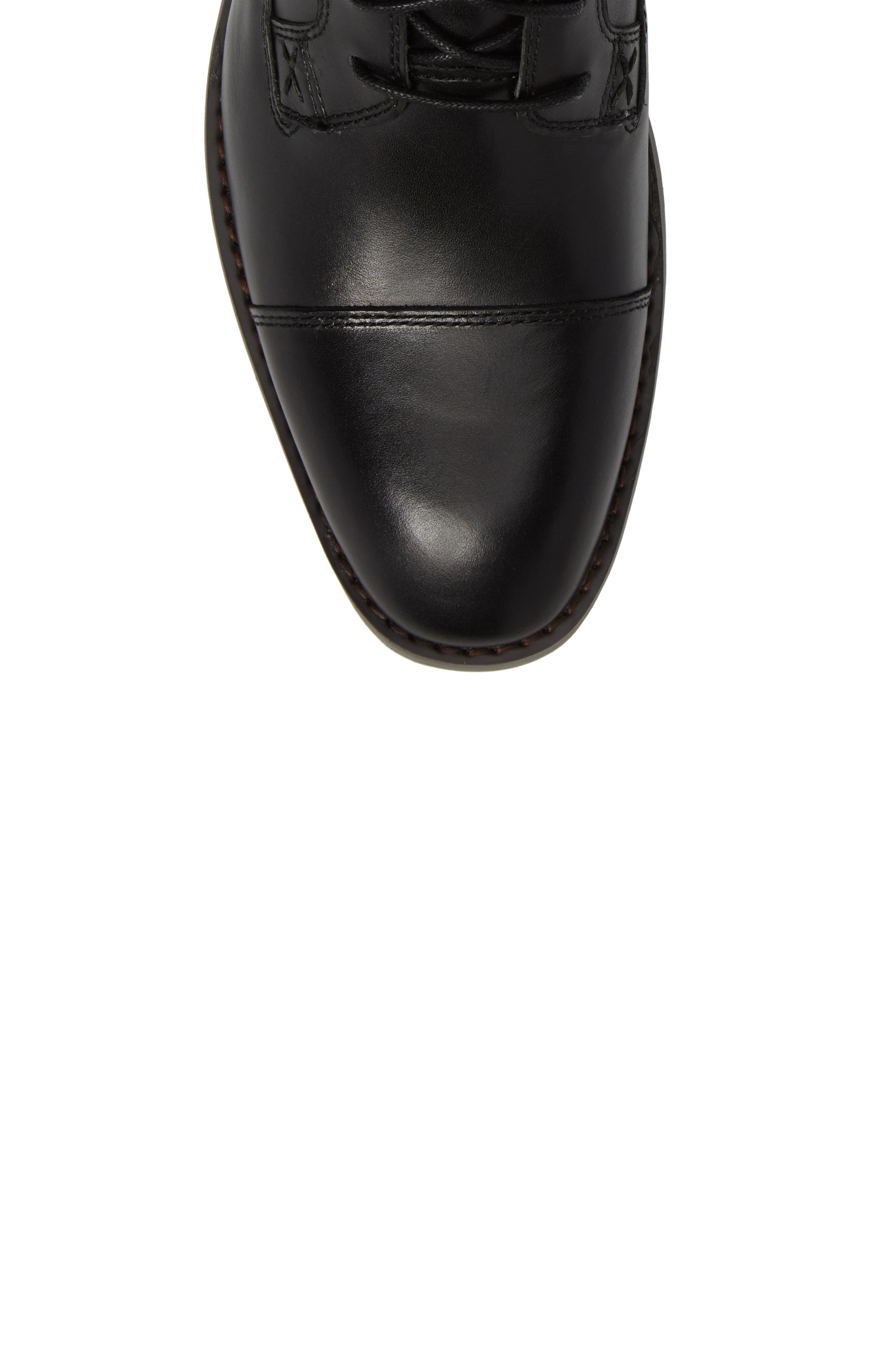 Alternate Image 5  - English Laundry Ensor Cap Toe Boot (Men)