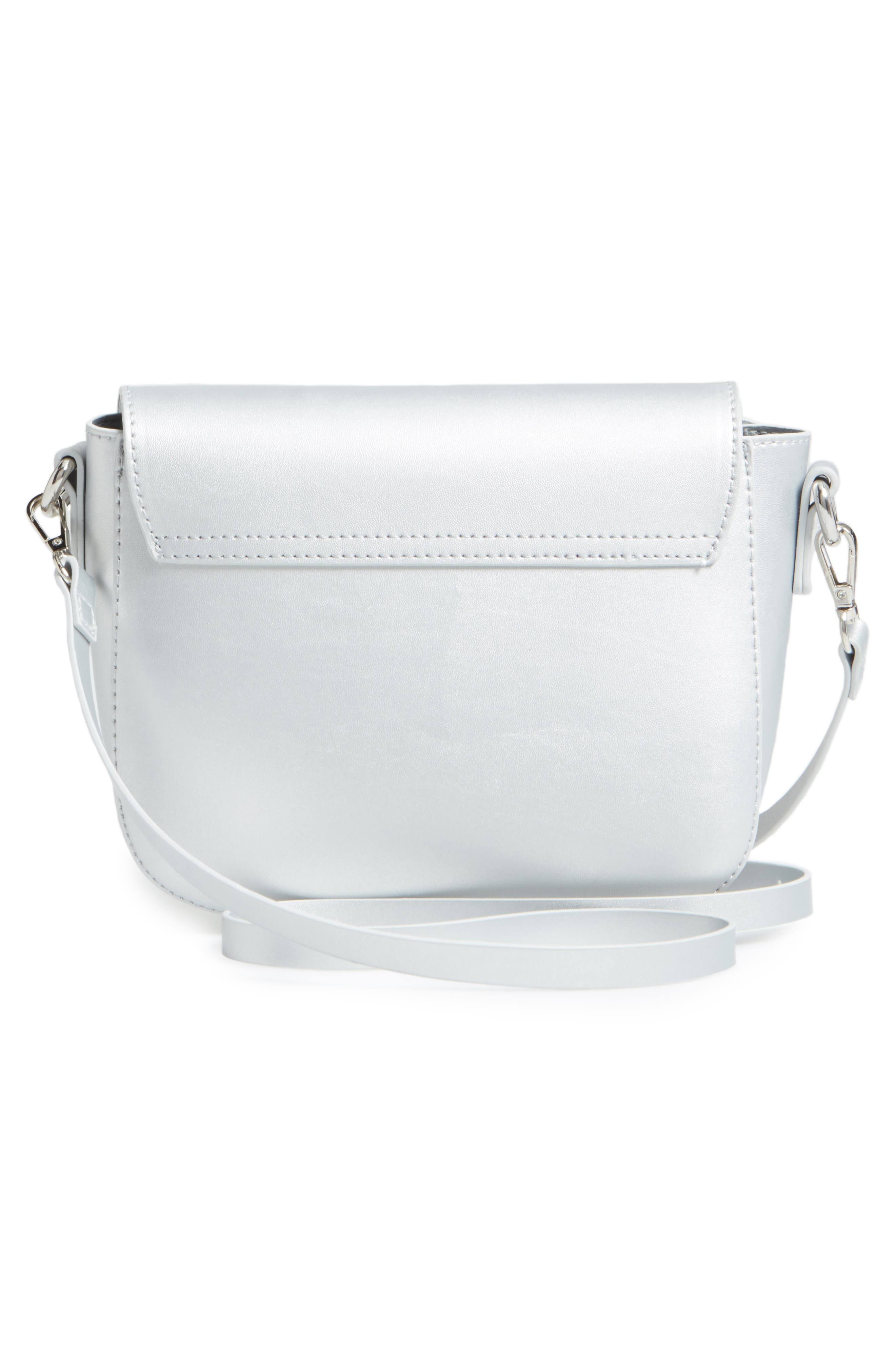 Alternate Image 2  - BP. Minimal Faux Leather Crossbody Bag