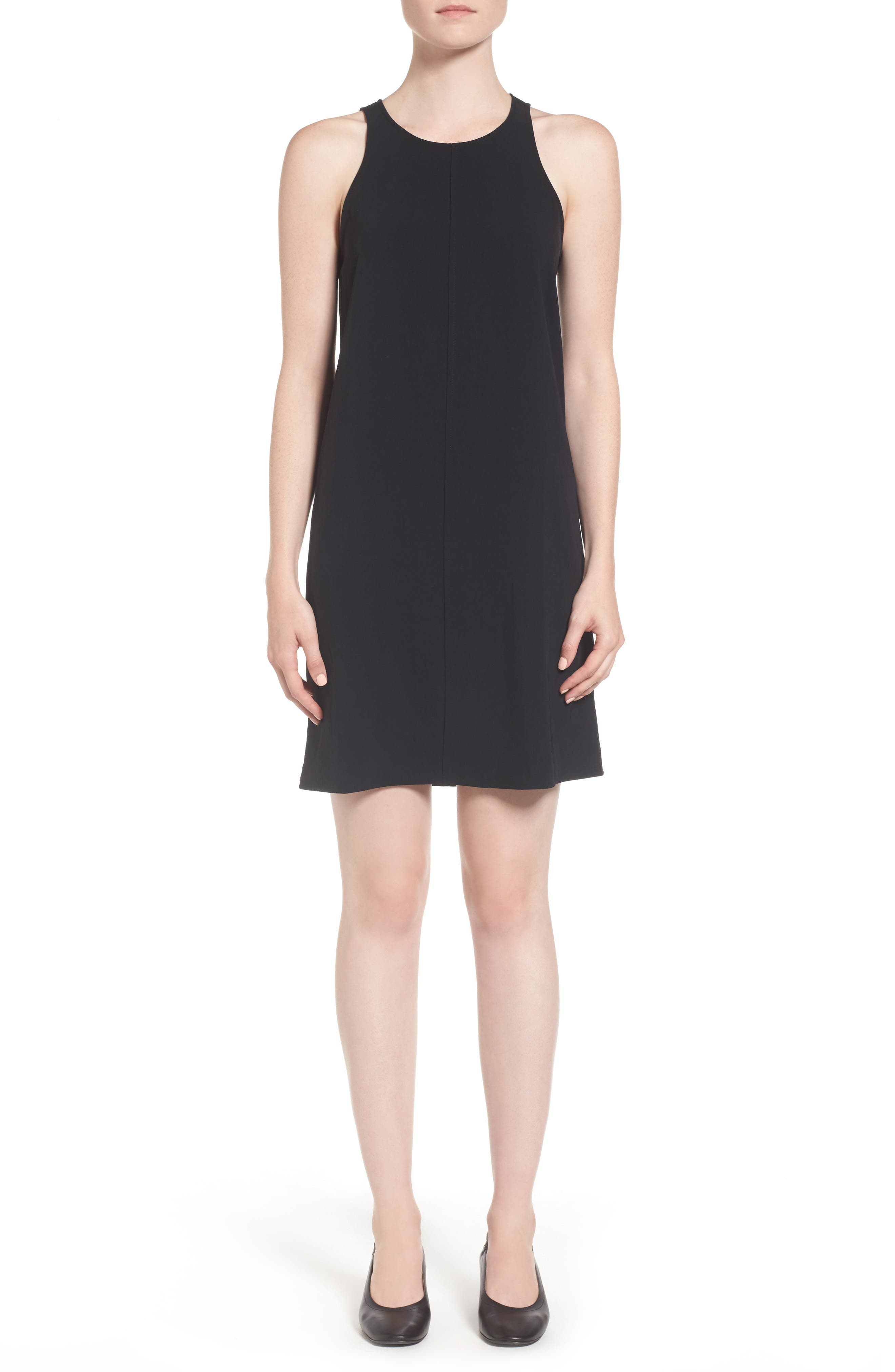 Alternate Image 1 Selected - Everlane The Japanese GoWeave High Neck Tank Dress