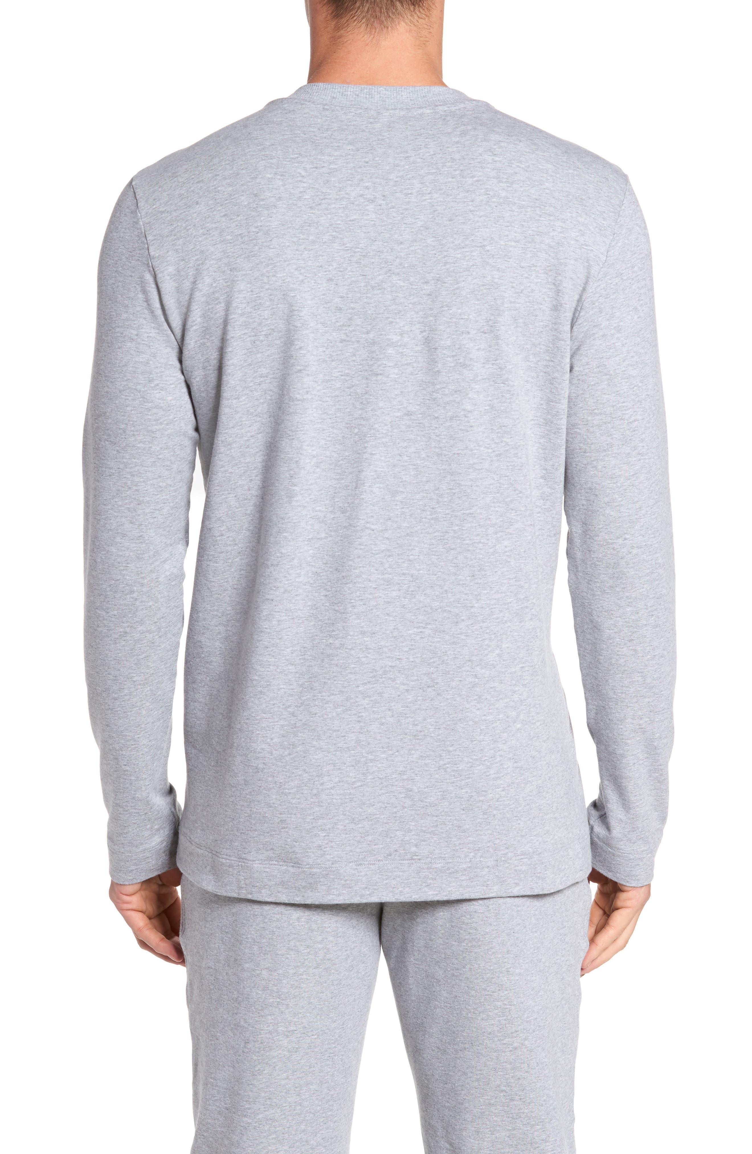 Alternate Image 2  - Hanro Living Pullover
