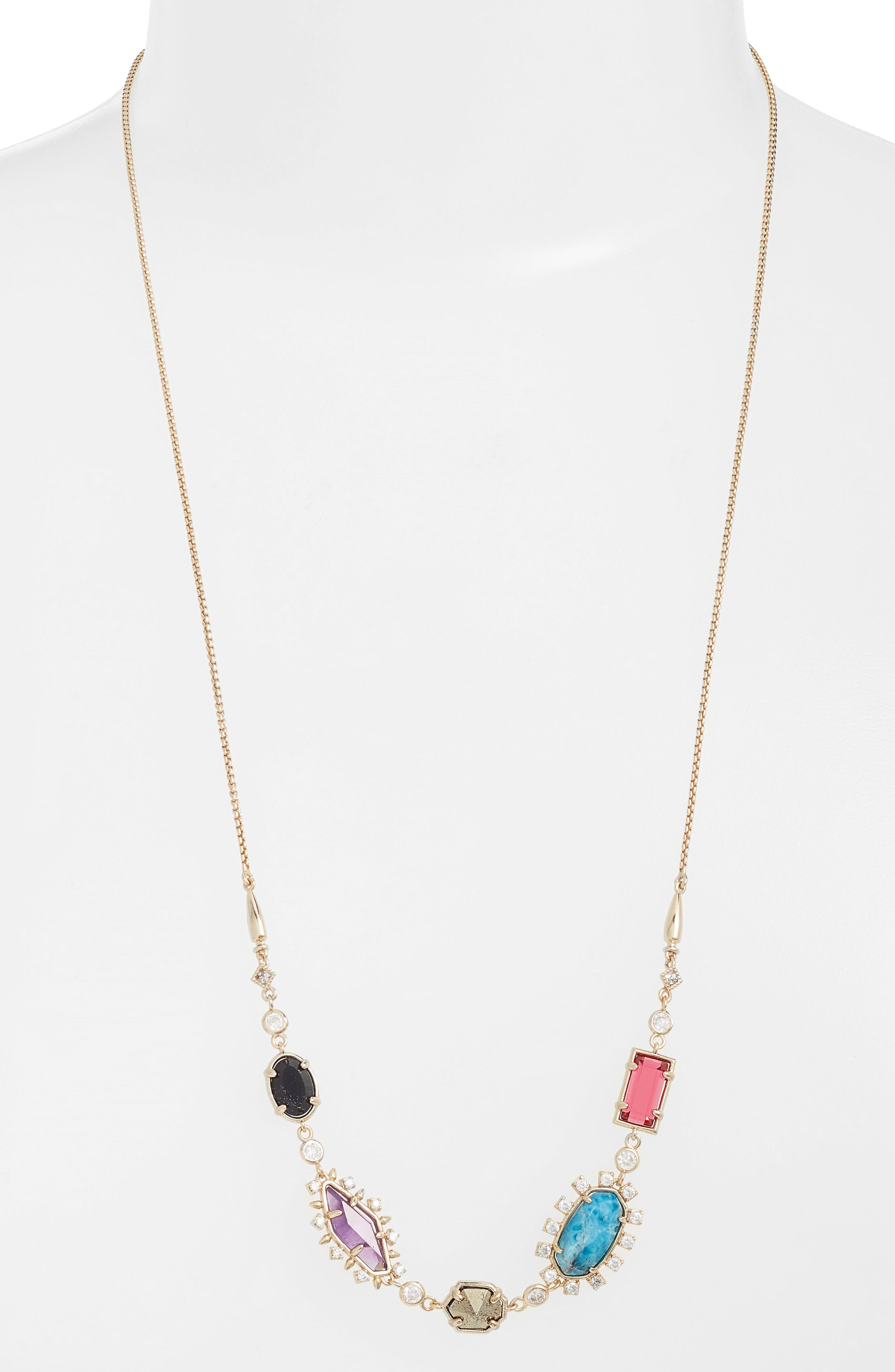 Main Image - Kendra Scott June Convertible Necklace