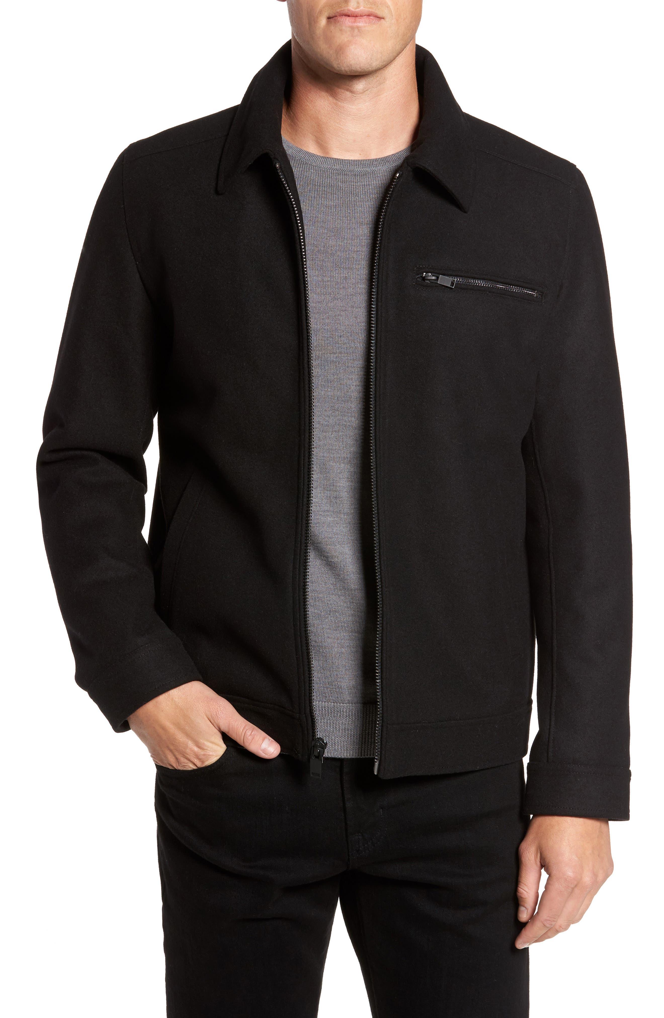 Vince Camuto Wool Blend Shirt Jacket