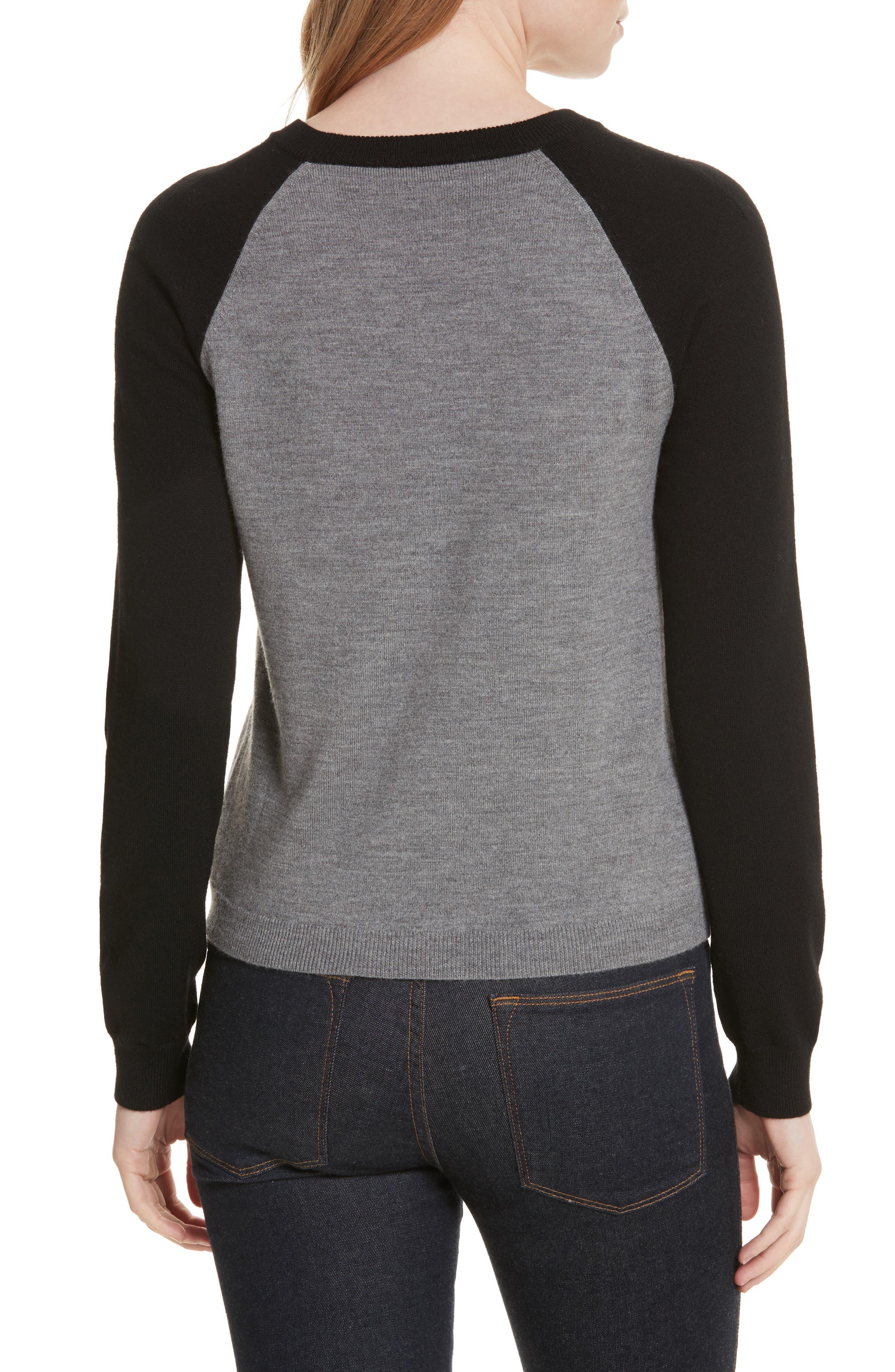 Alternate Image 2  - Alice + Olivia Gretta Limited Edition Pullover