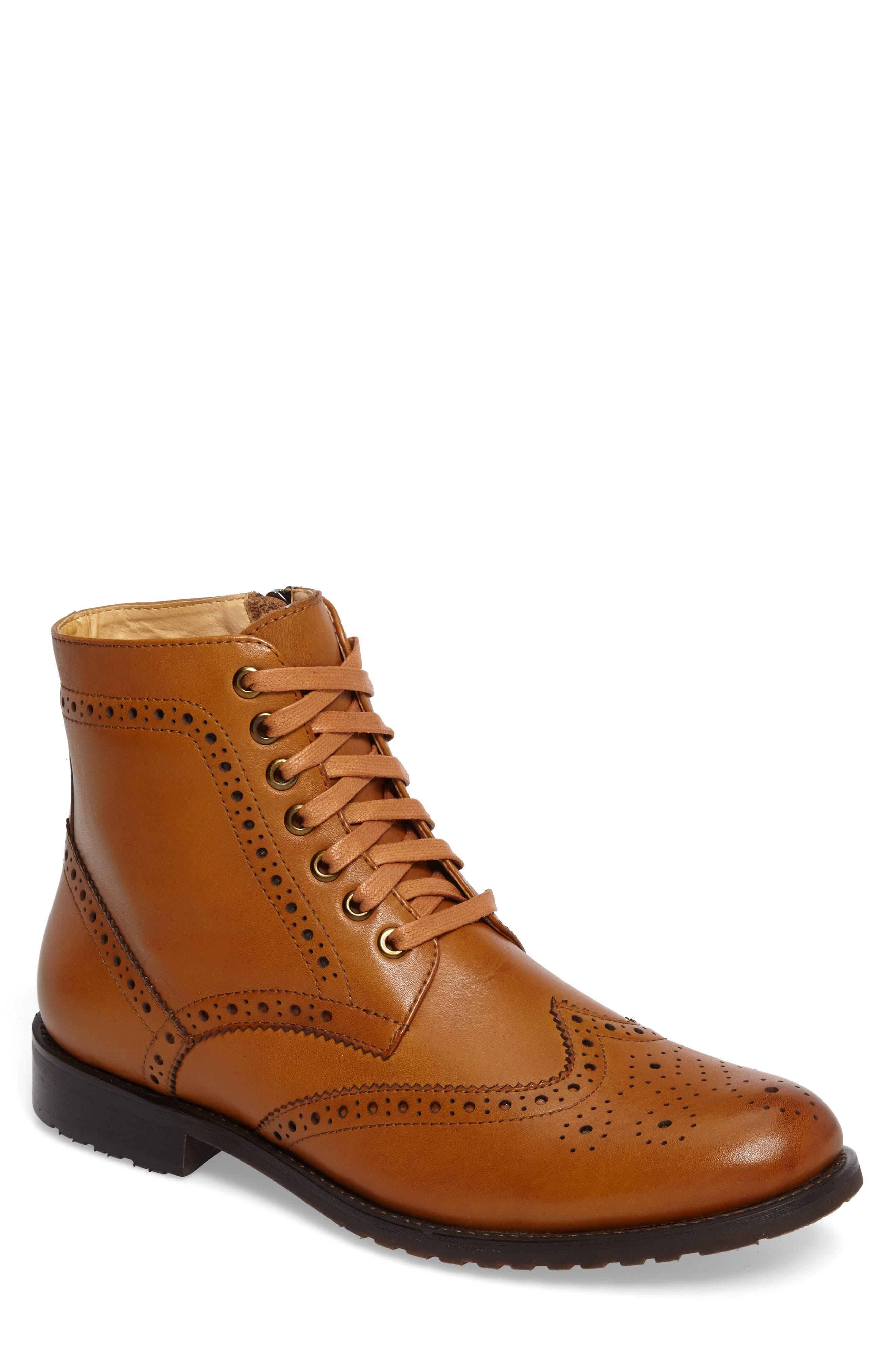 English Laundry Viola Wingtip Boot (Men)
