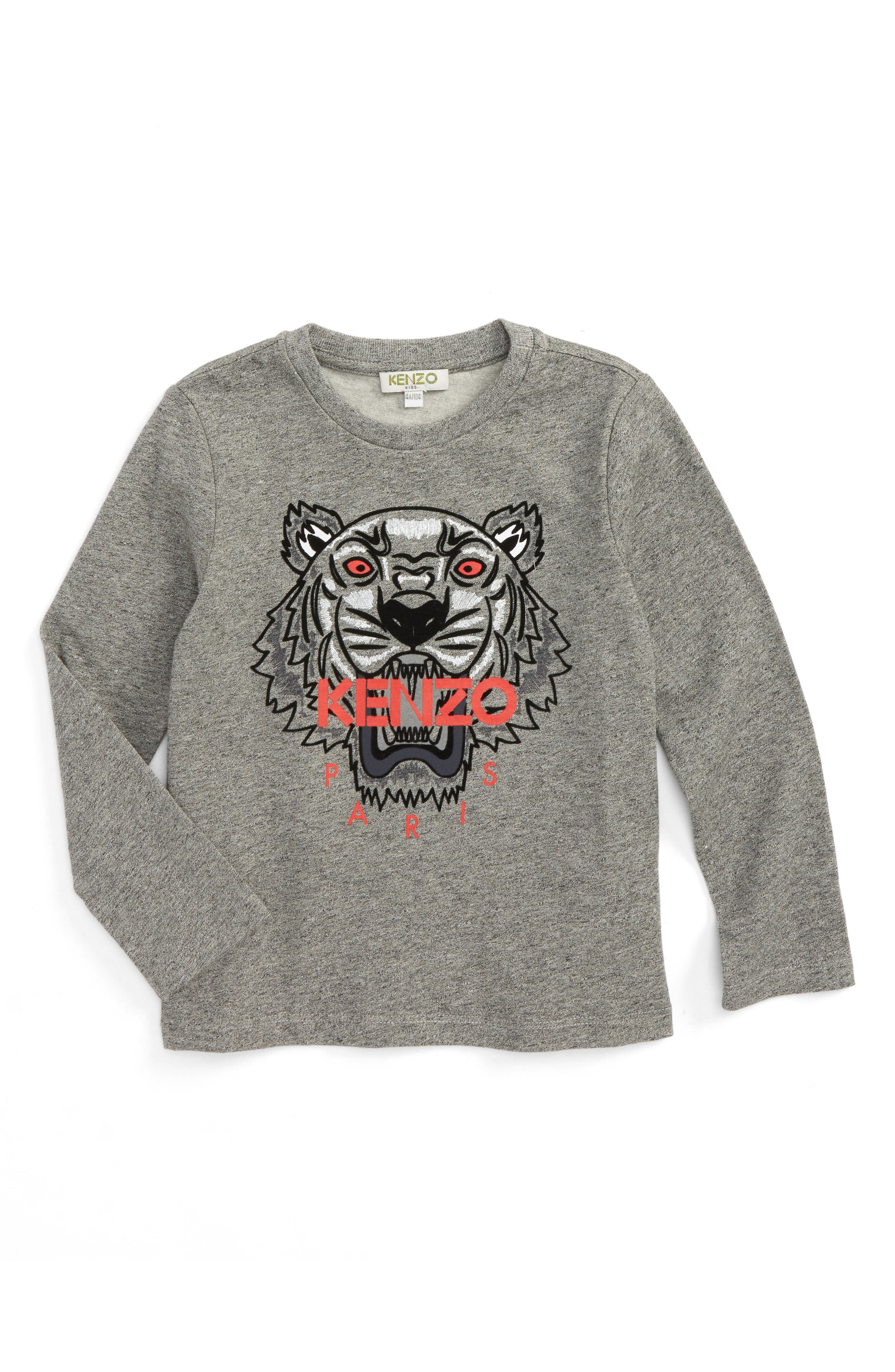 KENZO Tiger Graphic Tee (Toddler Boys, Little Boys & Big Boys)