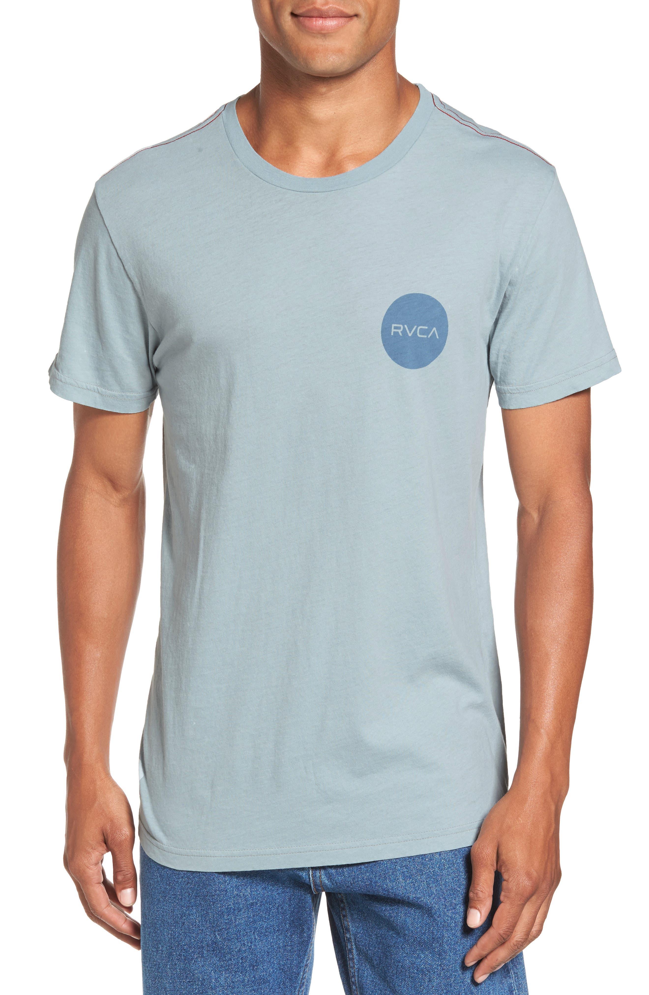 Motors Logo Graphic T-Shirt,                             Main thumbnail 1, color,                             Arona Blue